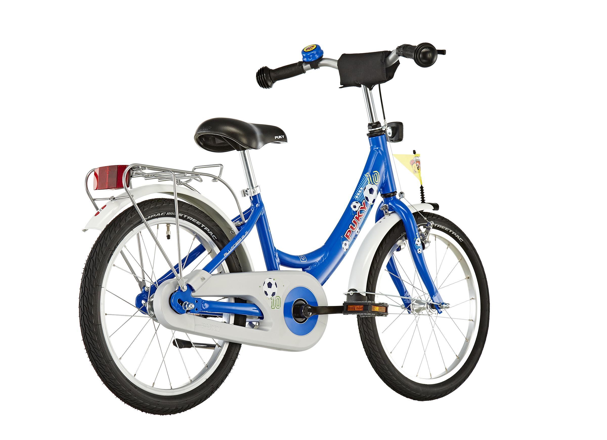 "Puky ZL 18-1 Bicycle aluminium 18"" Kids fußball"