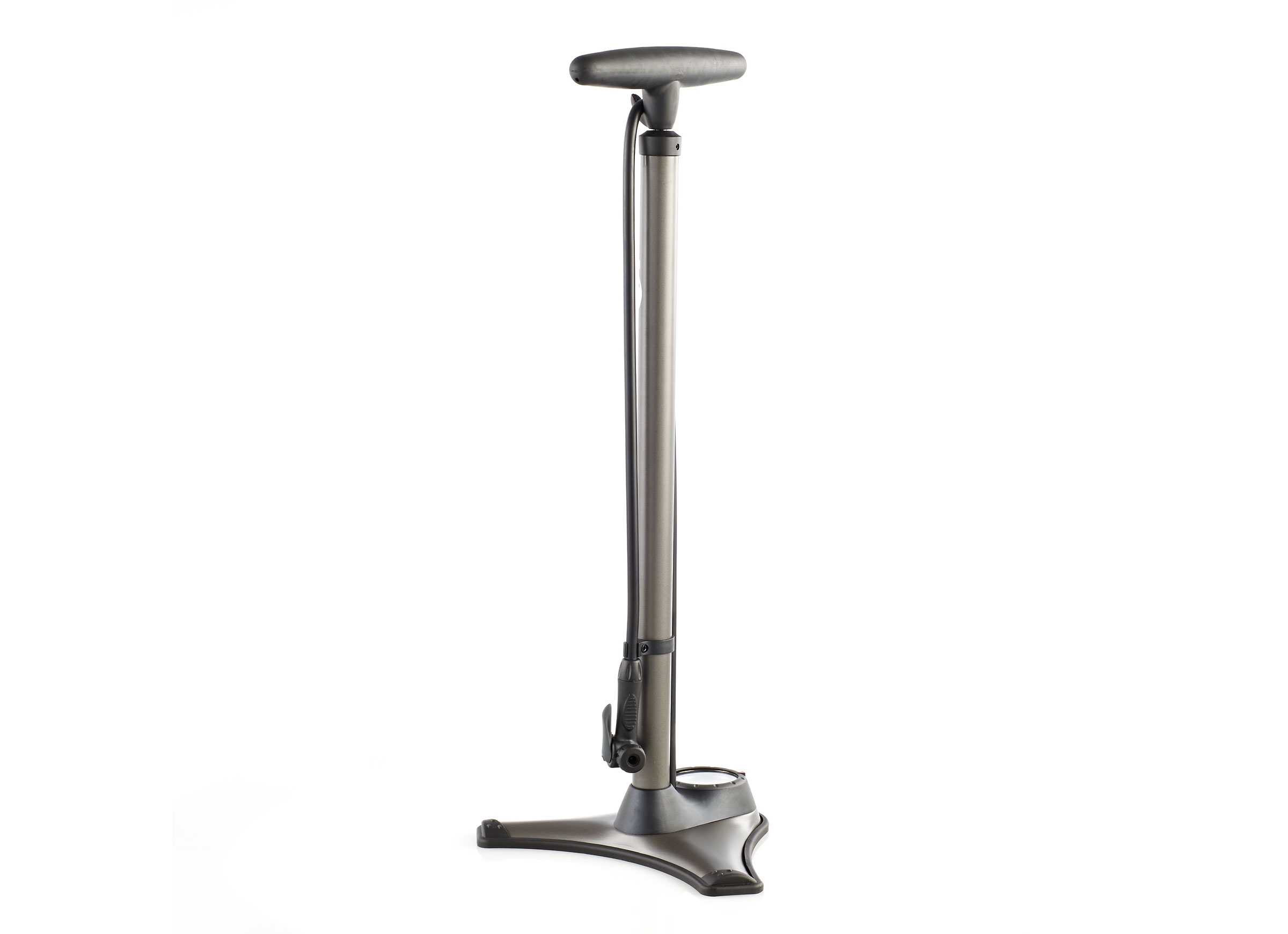 Red Cycling Products Big Air High Pressure Standpumpe