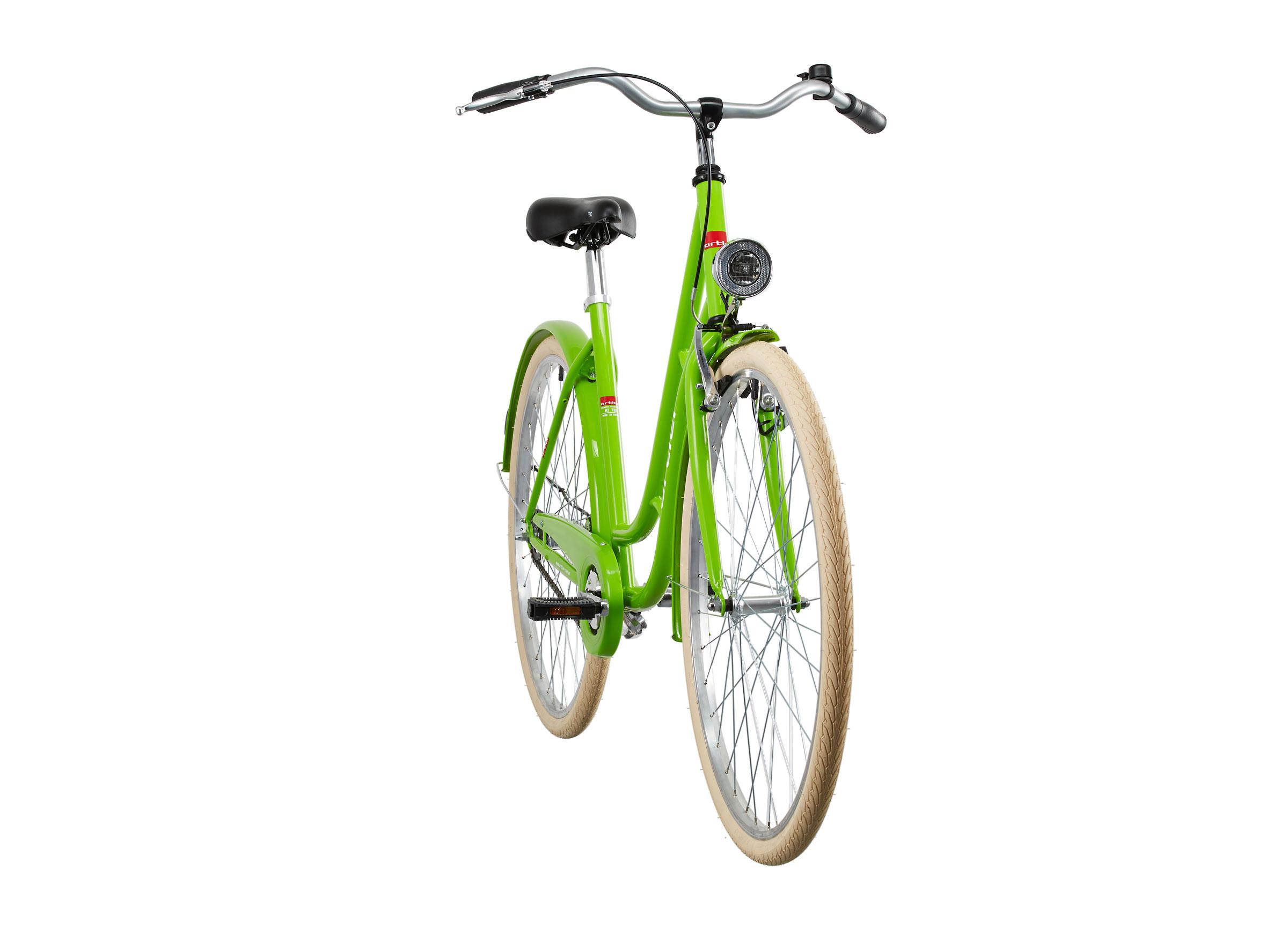 Ortler Detroit Damen kelly green