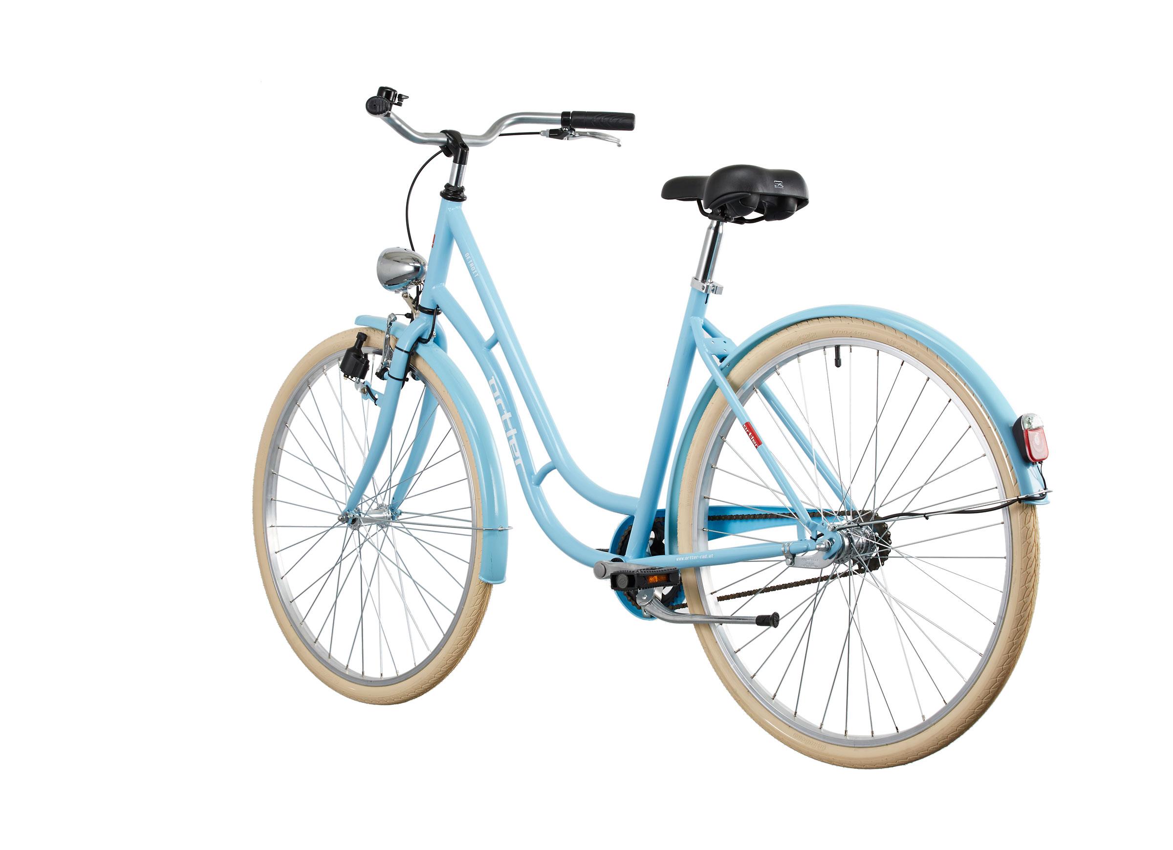 Ortler Detroit Damen soft blue