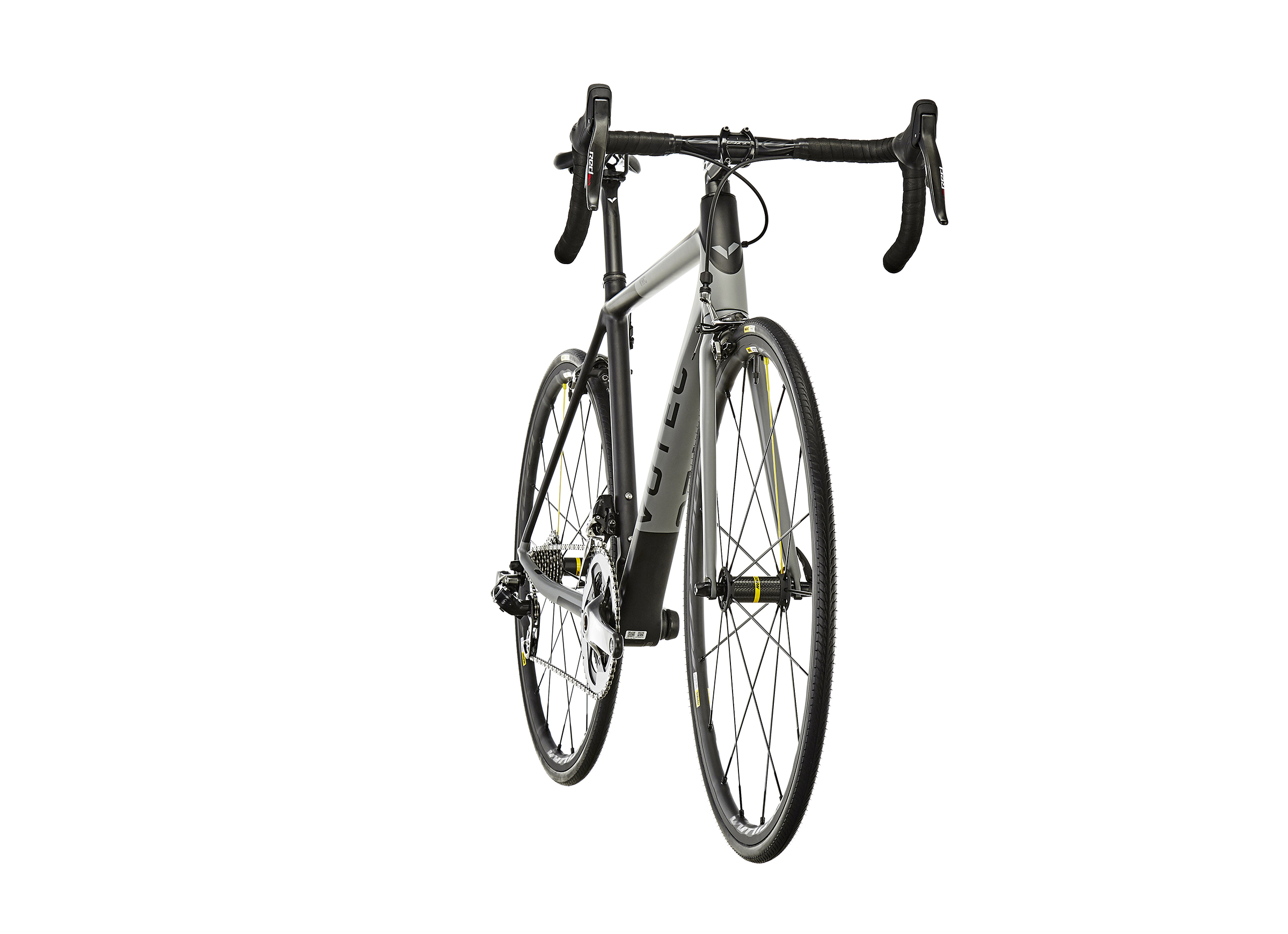 VOTEC VRC Evo Carbon Road black-grey