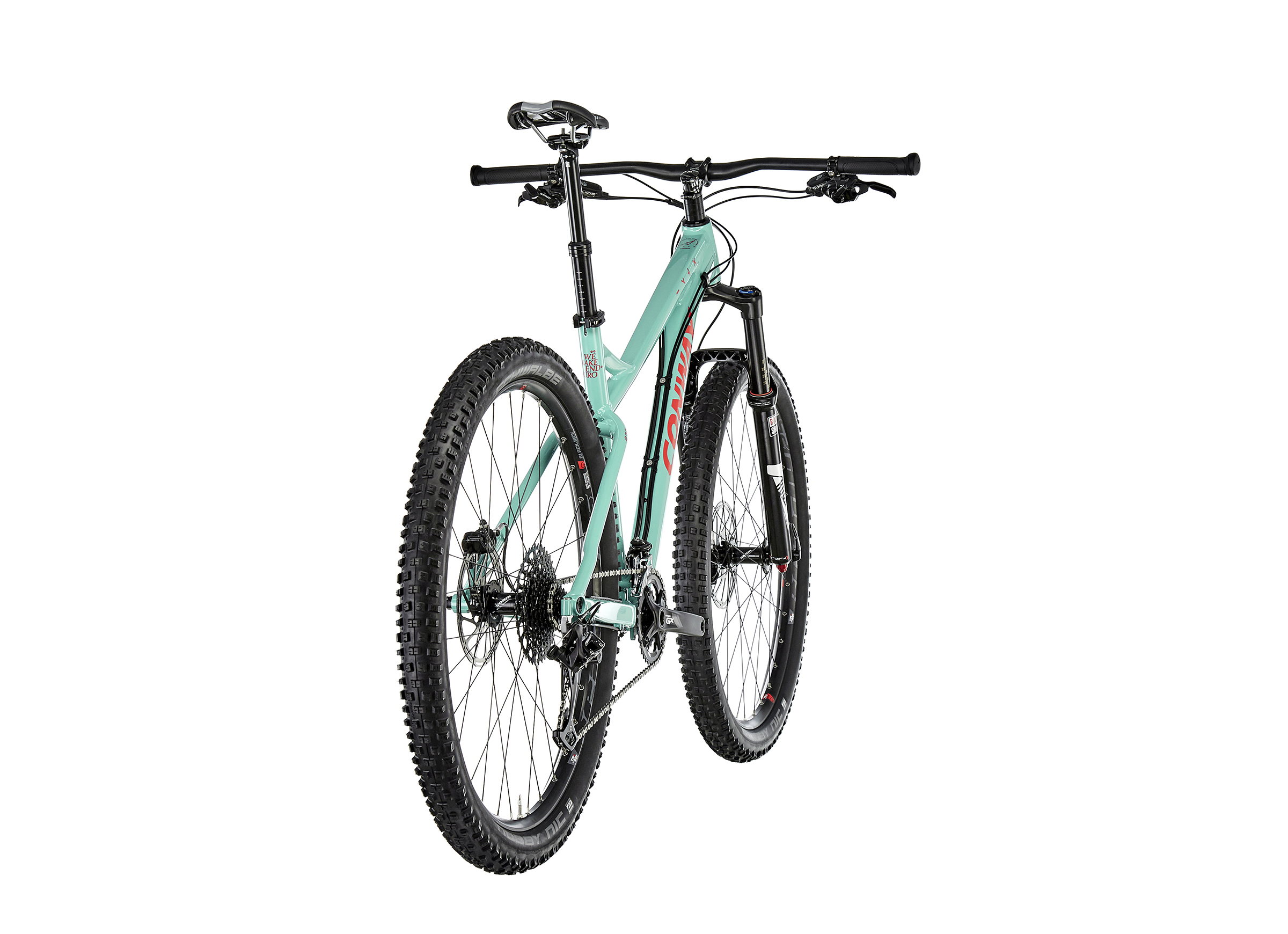Conway MT 829 Herr turquoise/red