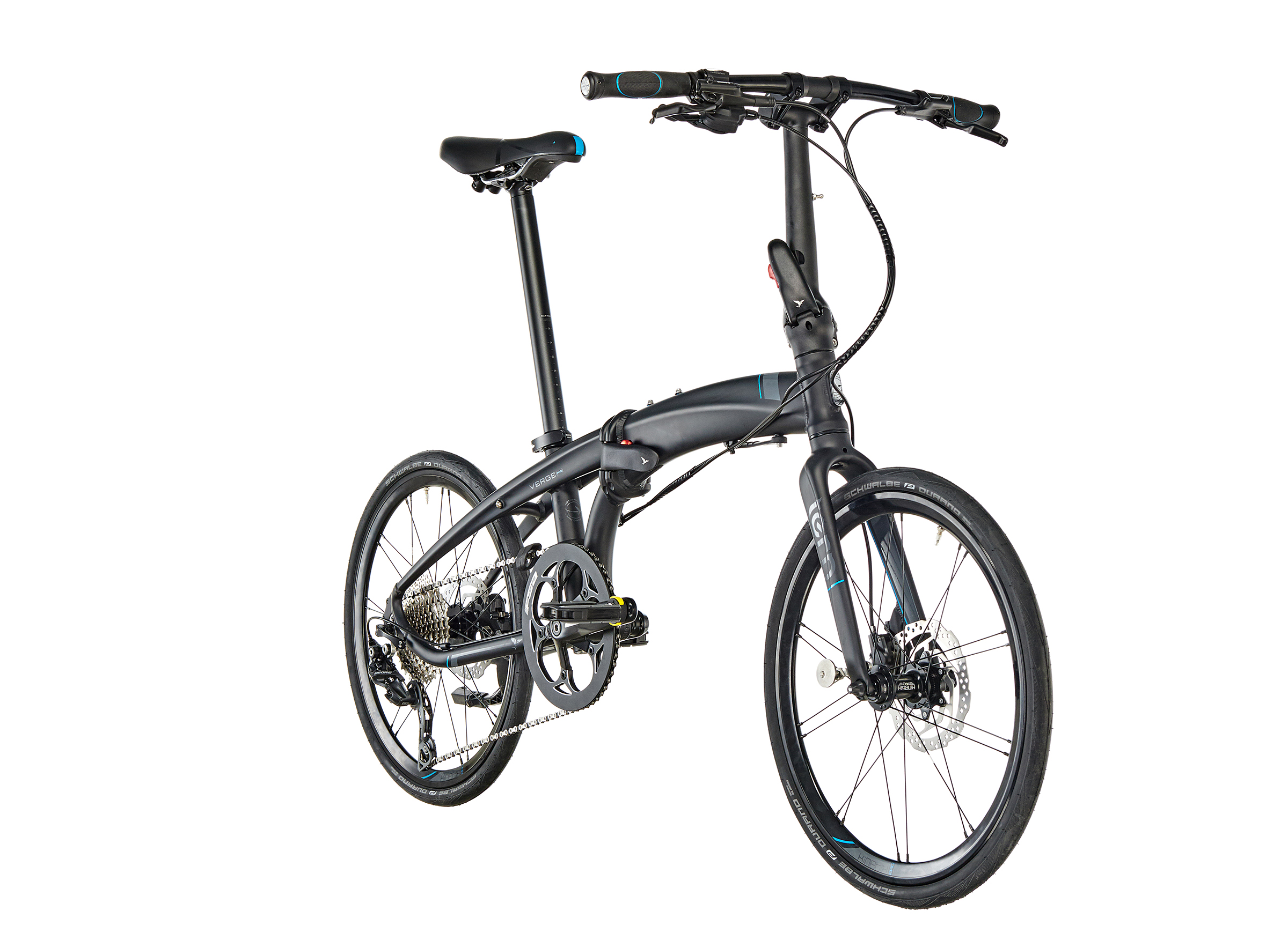 tern Verge P10 black/dark grey