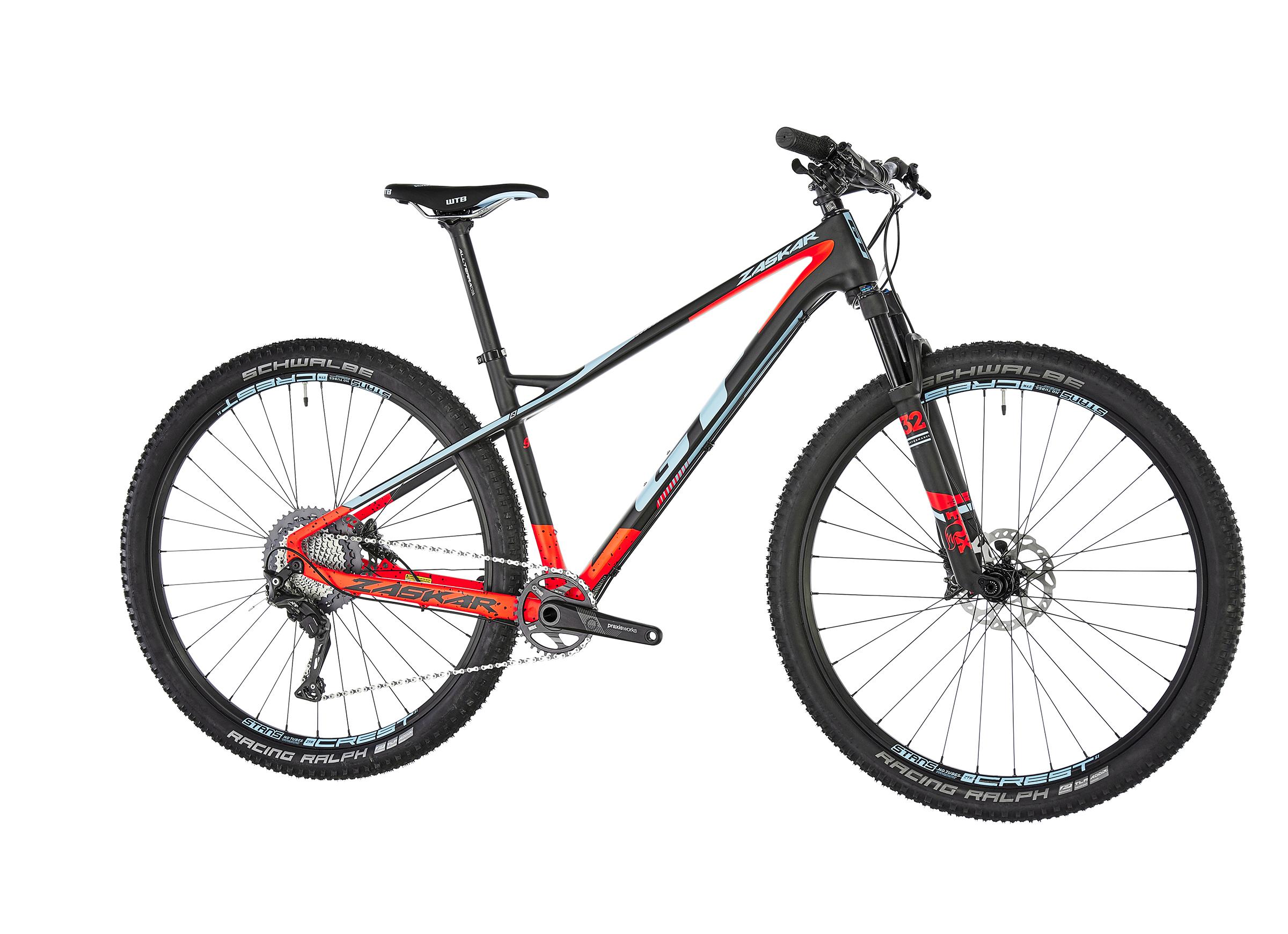 GT Bicycles Zaskar Carbon Expert 29 inches raw