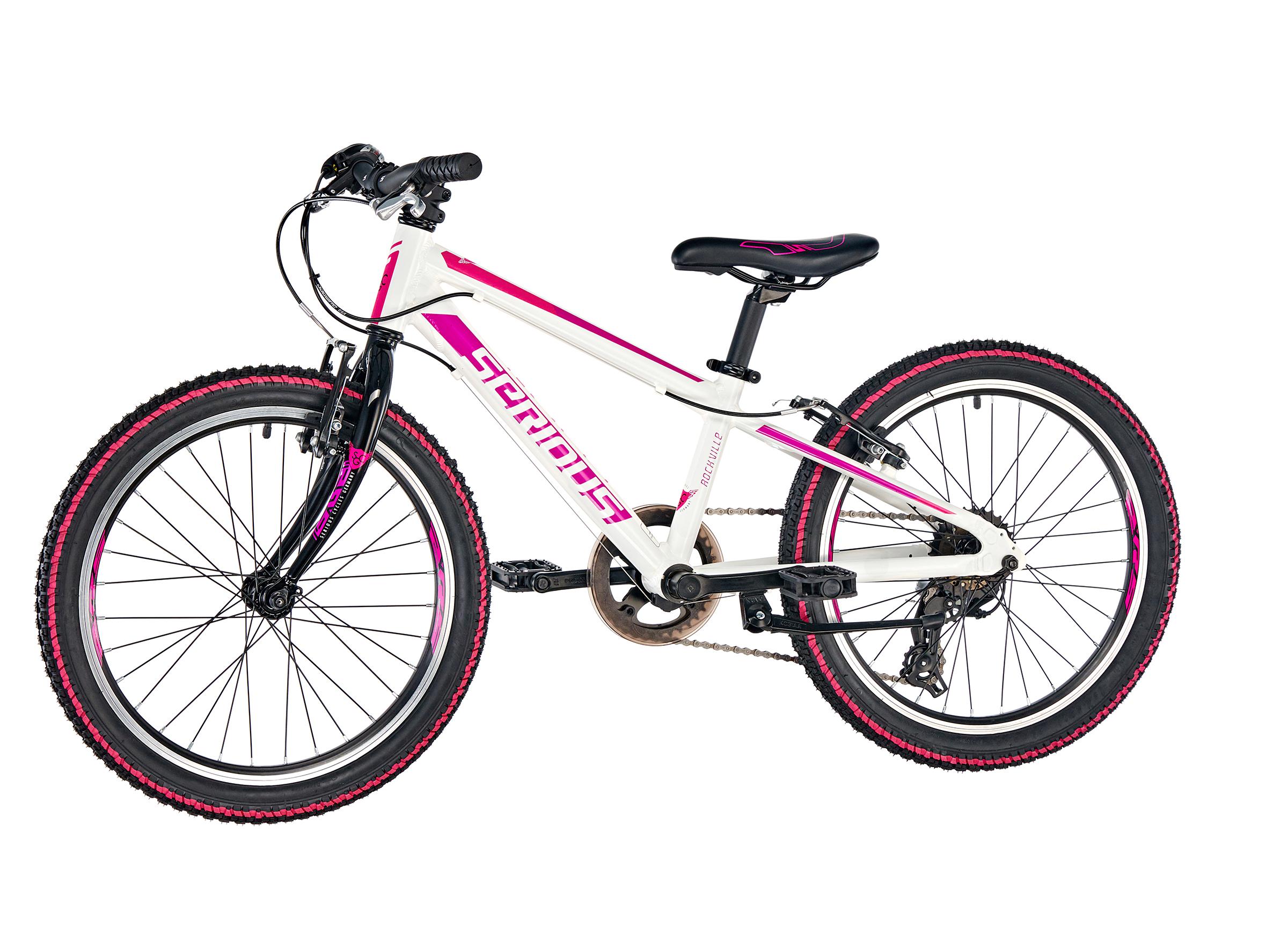 "Serious Rockville 20"" Kinder pink"