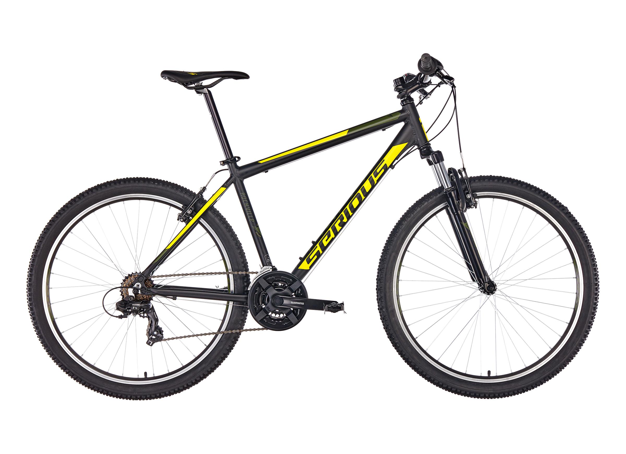 Serious Rockville 27,5'' black/yellow