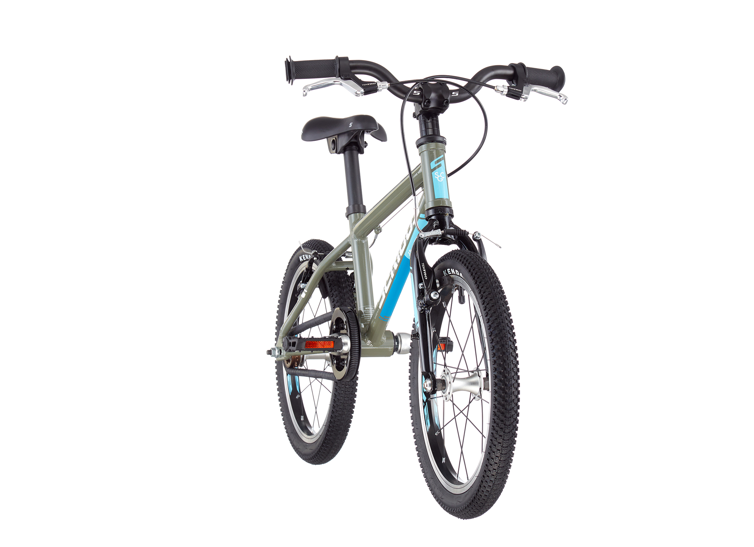 """Serious Superlite 16"""" Kinder dolphyn grey glossy"""