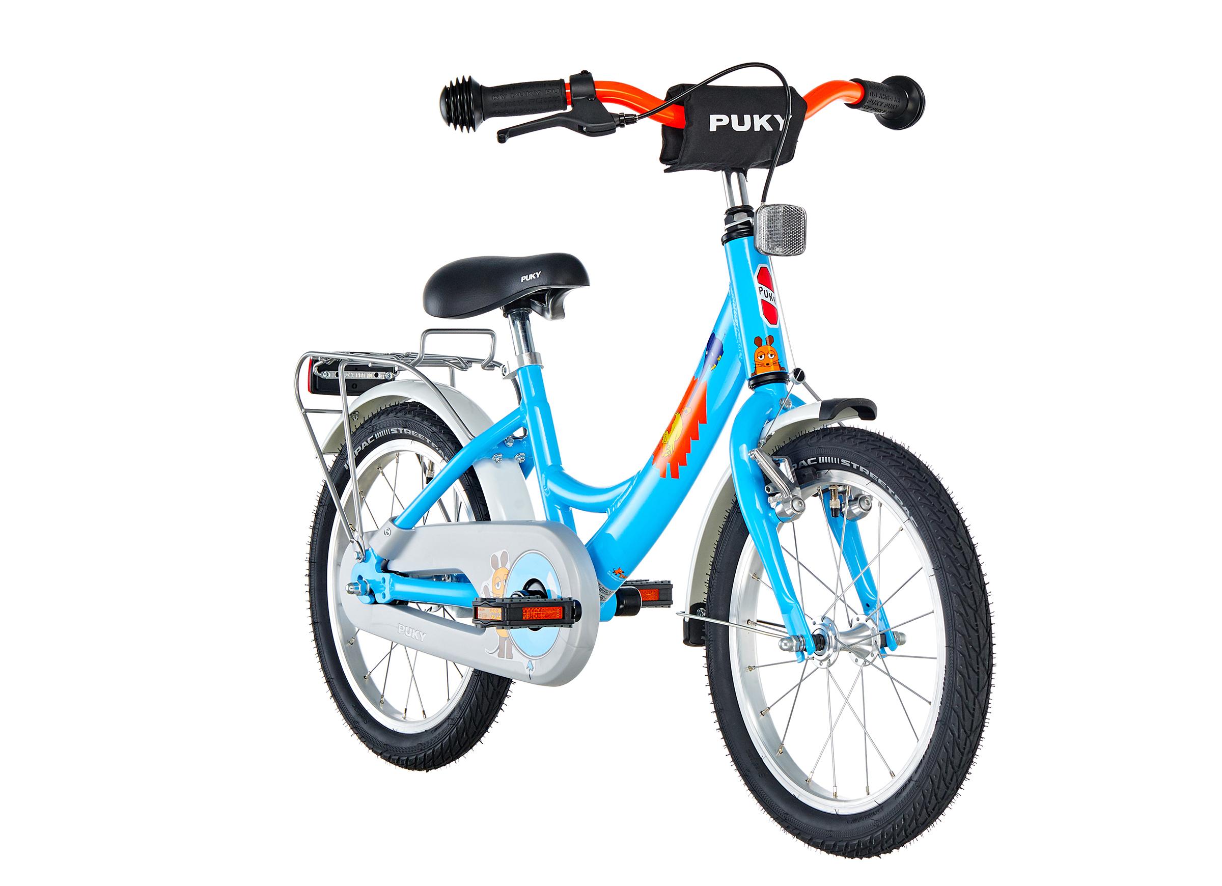 "Puky ZL 16-1 Alu Bicycle 16"" Kids maus"