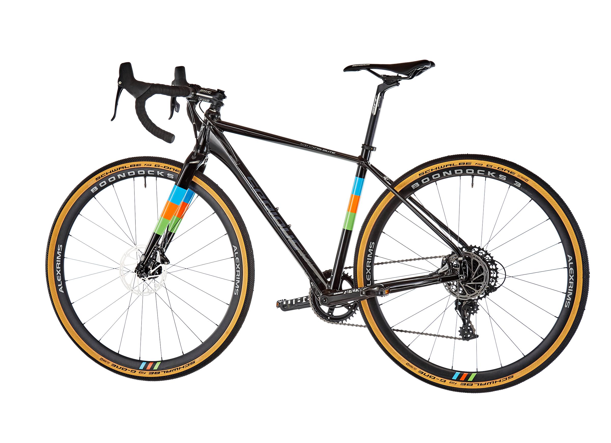Serious Grafix Elite black/rainbow
