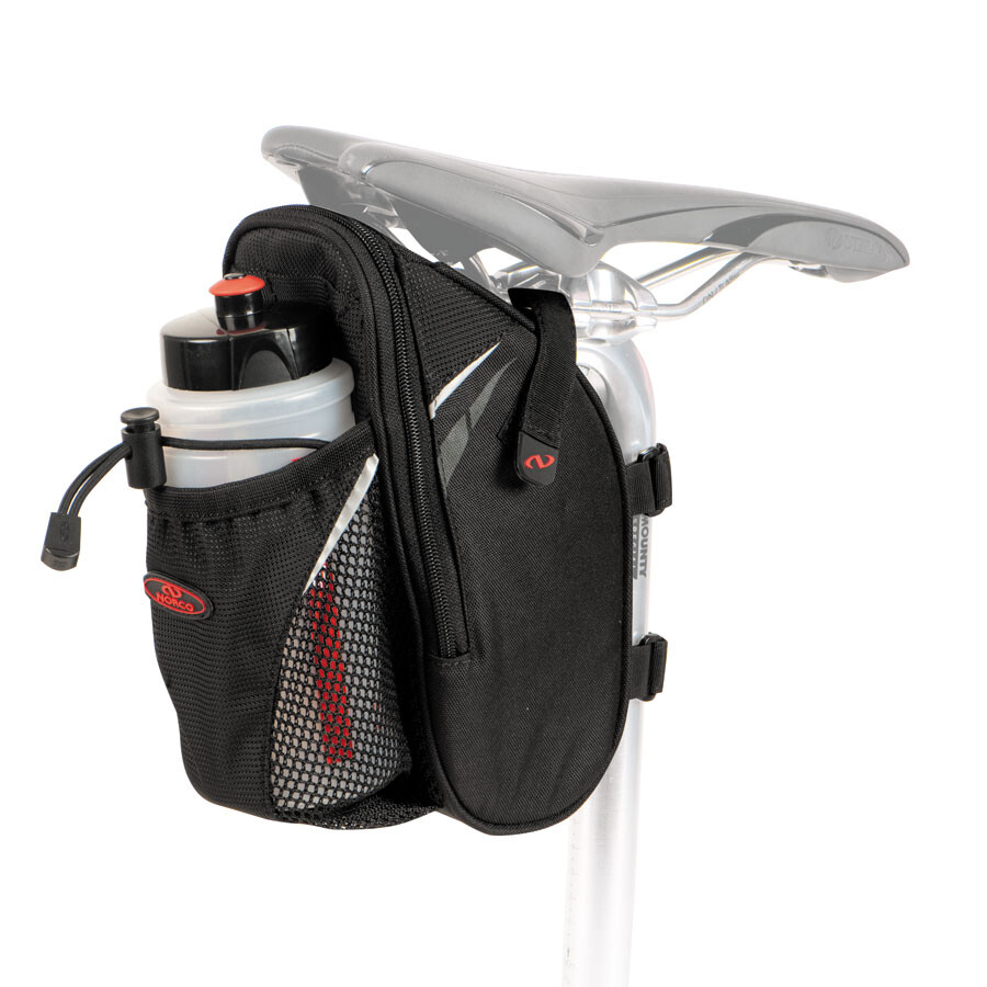 Norco Utah Cykeltaske Plus, black (2019) | Saddle bags
