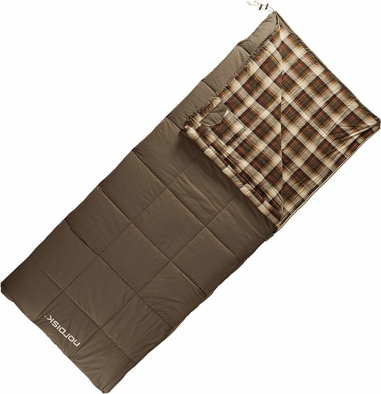 Nordisk Almond -2° Sovepose, brown | Transport og opbevaring > Tilbehør