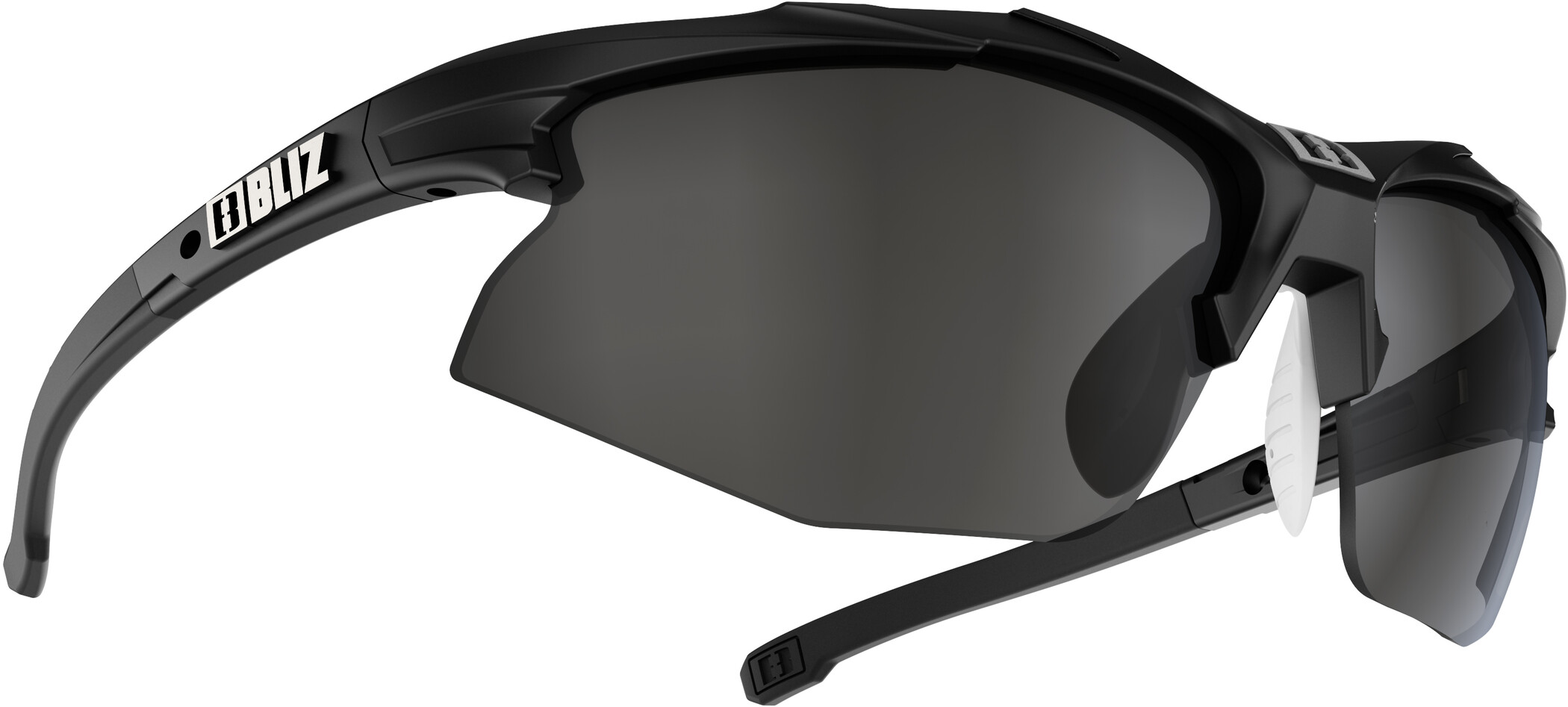Bliz Hybrid M11 Brille, matt black/smoke (2019) | Glasses