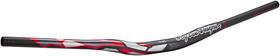 Reverse Base Fahrrad Lenker 25.4mm 18mm 760mm weiß