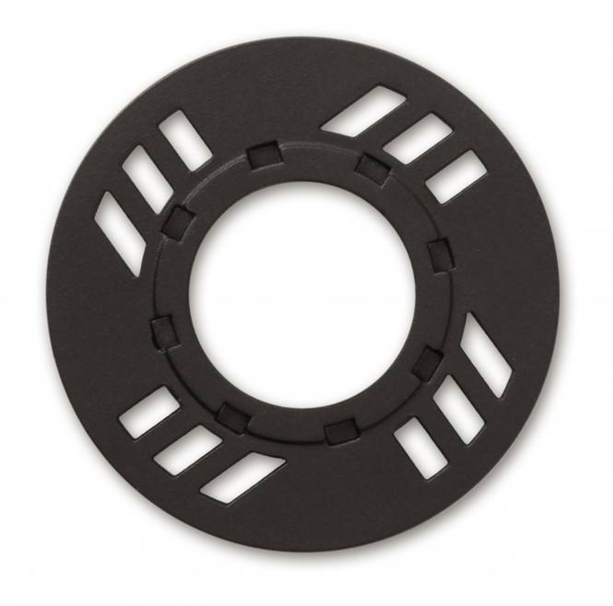 Miranda Kædebeskyttelse with O-Ring for Bosch Drive, black (2019) | Chain Guard