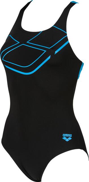 ARENA Da donna GALAXY un pezzo piscina training swim costume da nuoto costume da bagno