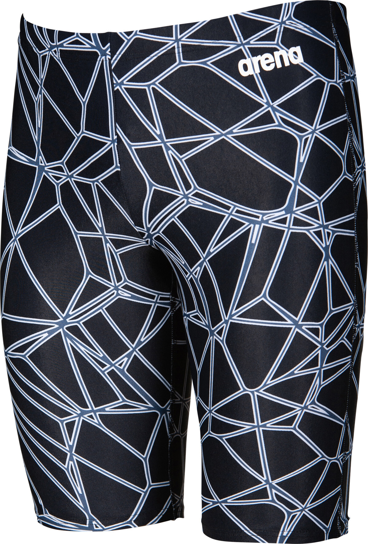 arena Carbonics Pro Jammer Herrer, black/black   swim_clothes