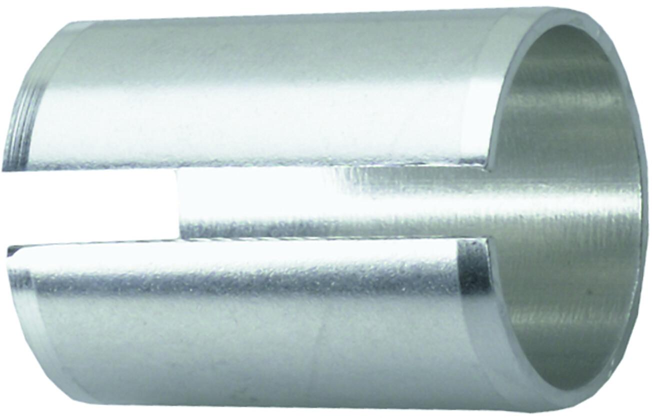 Problem Solvers Mellemplade t. frempind 49mm Ø25,4mm/28,6mm, silver (2019) | Stems