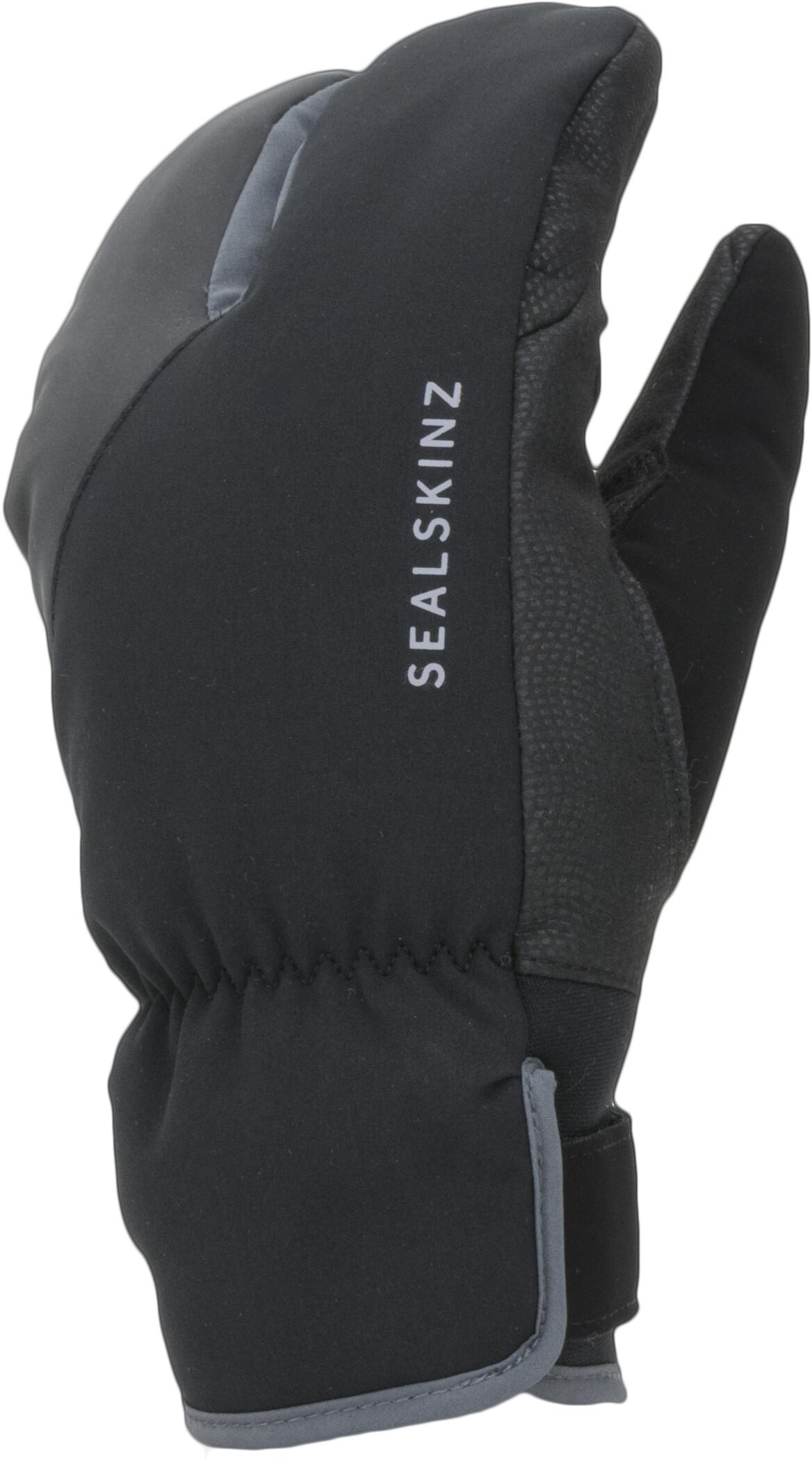 Sealskinz Waterproof Extreme Cold Weather Handsker, black/grey (2019) | Handsker