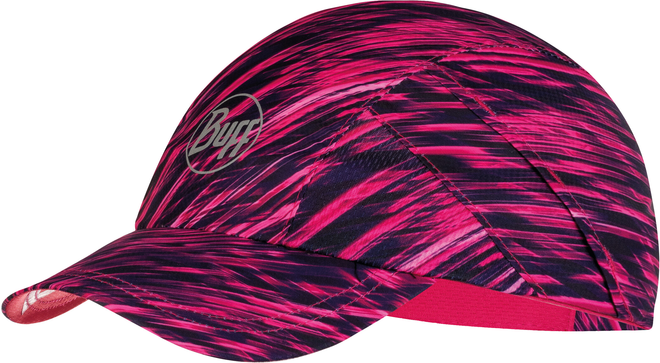 Buff Pro Run Hovedbeklædning, reflective-crystal pink (2019) | Headwear