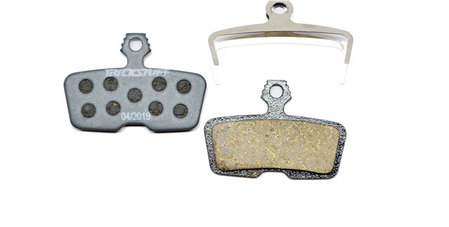 SRAM//Avid Code Code RSC Code R Guide RE Metallic Disc Brake Pad Steel Pair