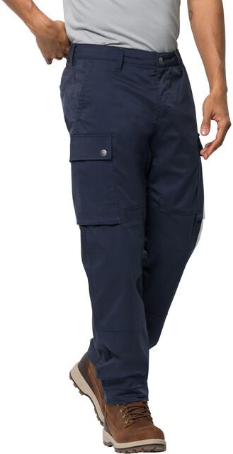 Vaude Herren Mens Back Bowl Pants Hose 52 Phantom Black