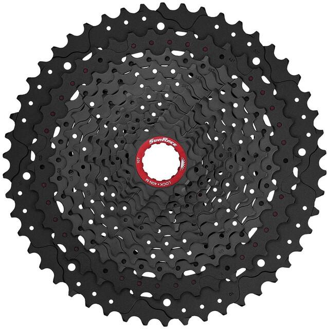 Sunrace 10 Speed Cassette CSMS3 CSMX3 Bike Wide Ratio Freewheel 11-46T