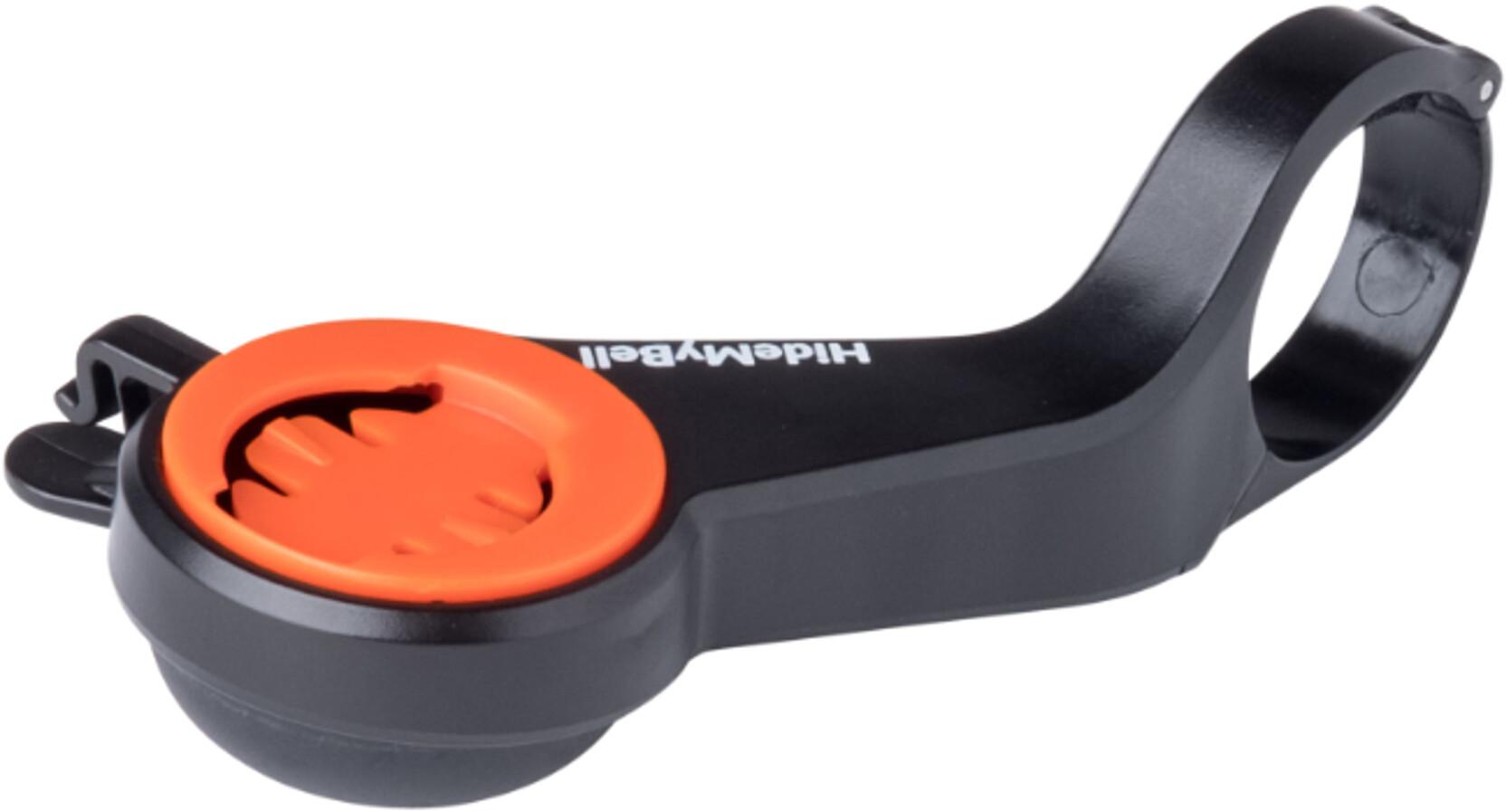 CloseTheGap Hide My Bell Styrmontering with integrated Bell Regular, black | Ringklokker