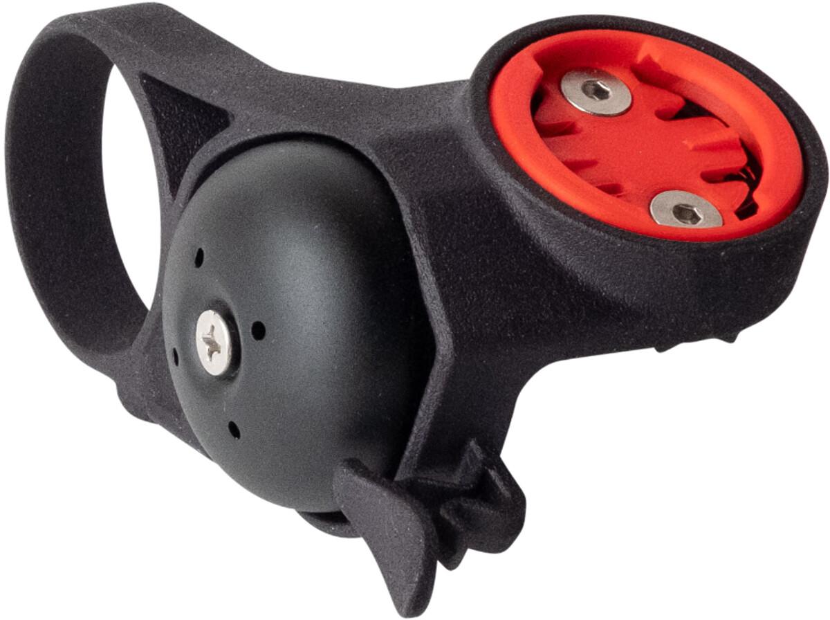 CloseTheGap Hide My Bell Insider Styrmontering with integrated Bell, black (2019) | Bells