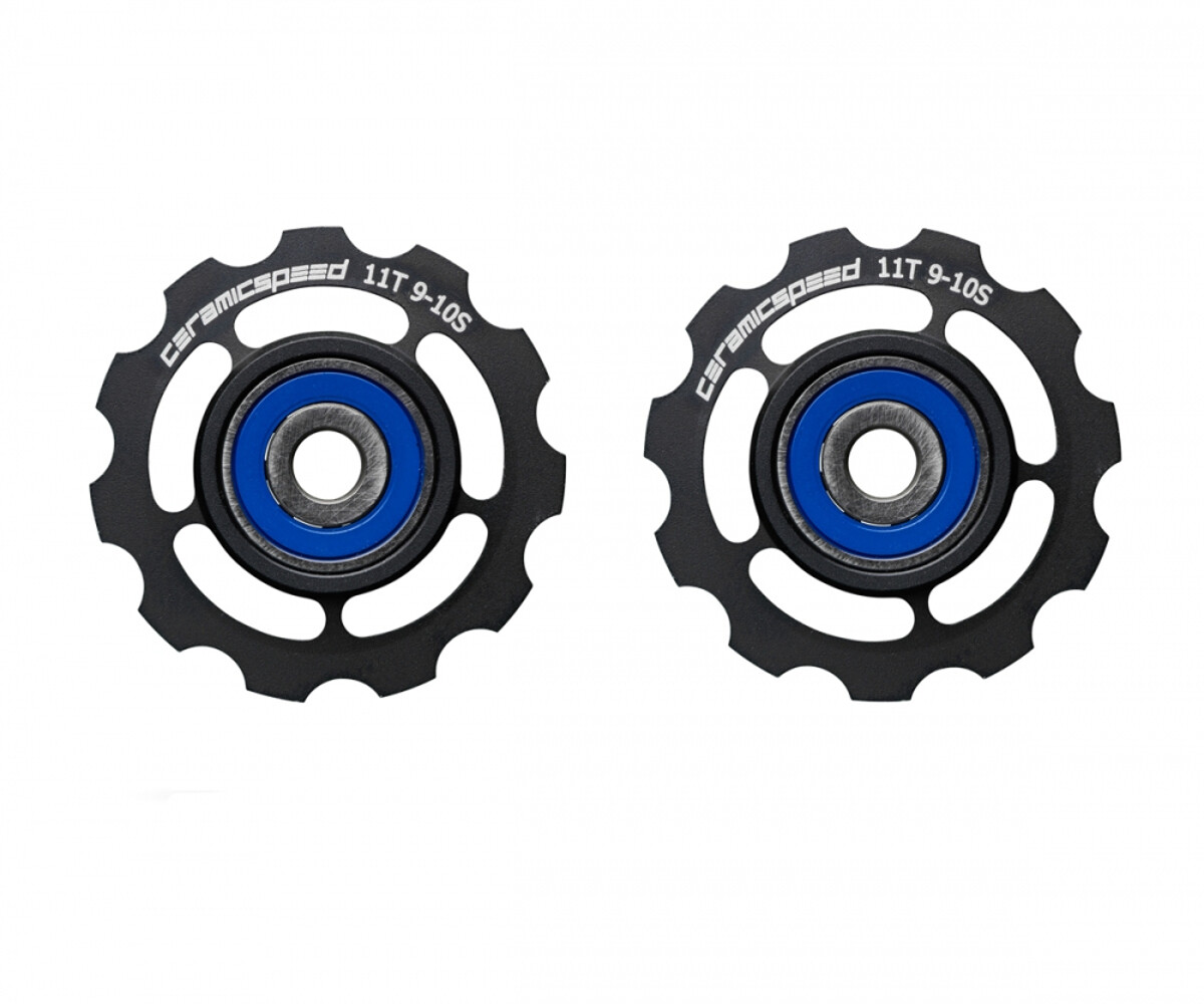 CeramicSpeed Road/MTB Pulleyhjul Keramisk 626 til SRAM 11-speed, black | Pulleyhjul