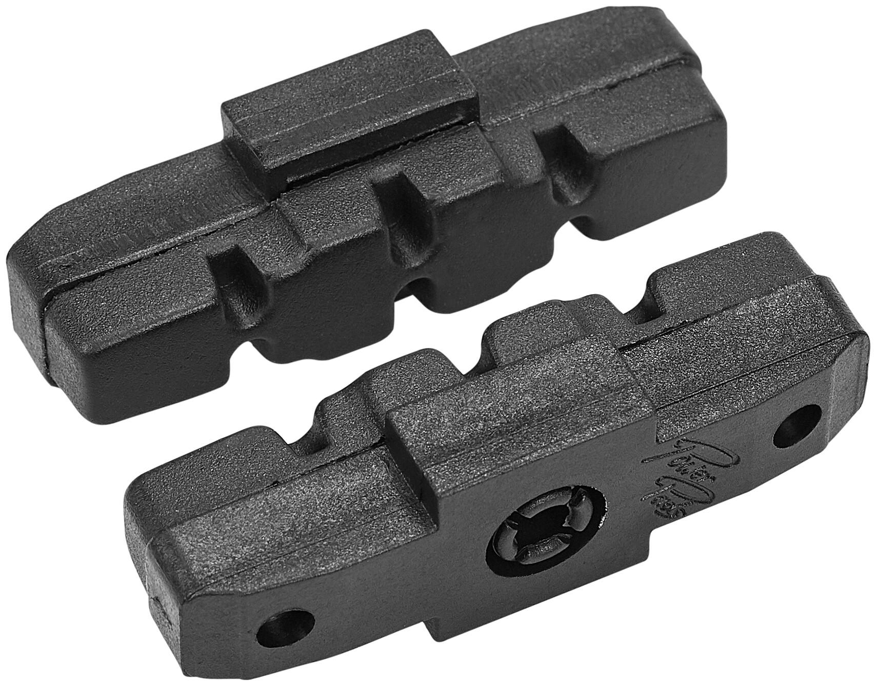 Mounty H-Claws Fælgbremseklodser, black | Brake pads