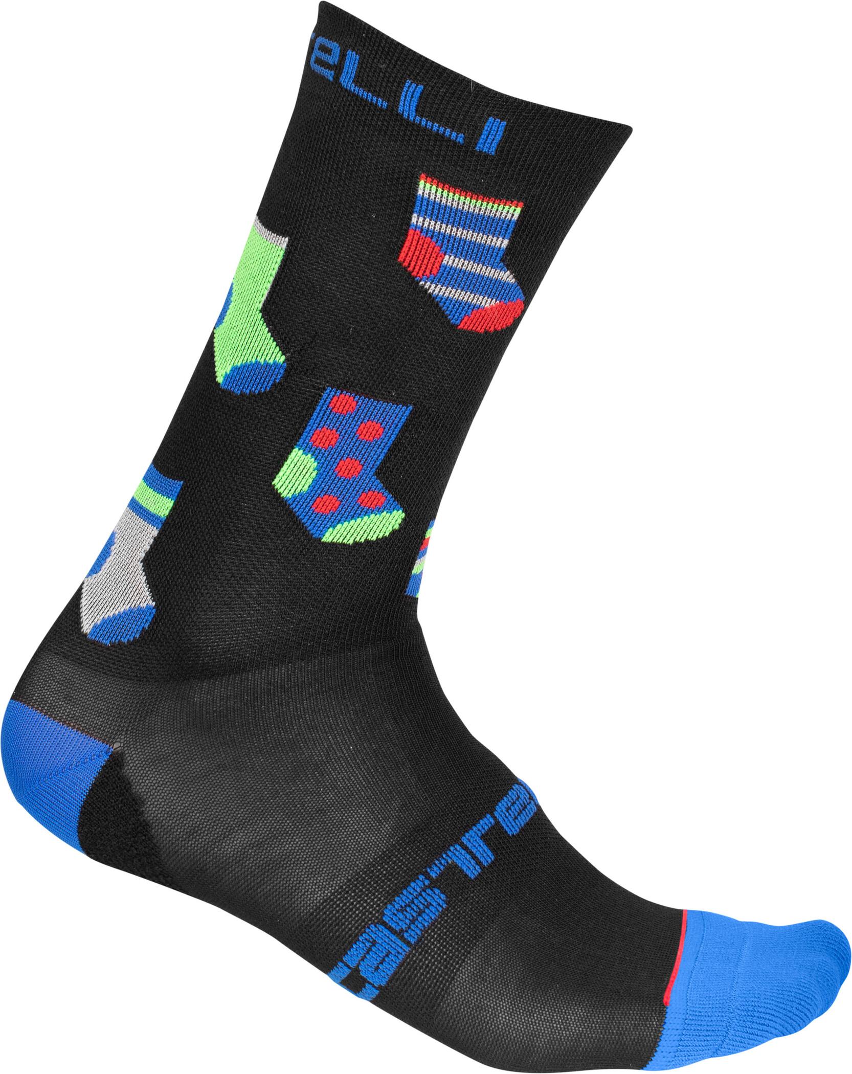 Castelli Pazzo 18 Socks | Strømper