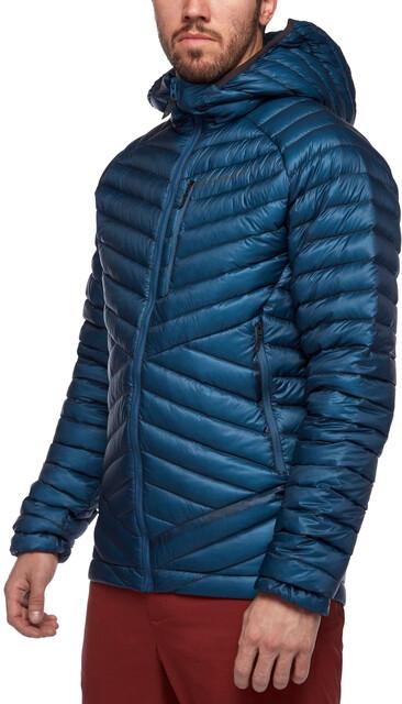 blau Gr Black Diamond Men/'s Zip Hoodie Kapuzenjacke für Herren XL