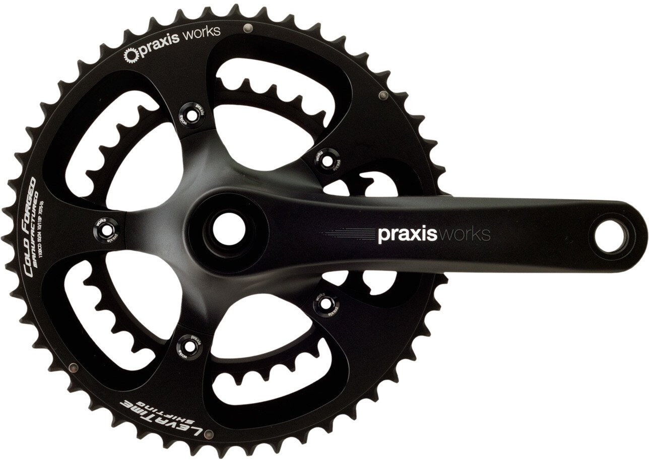 PRAXIS WORKS Alba M30 Kranksæt 10/11-speed 48-32T (2019) | Crankset
