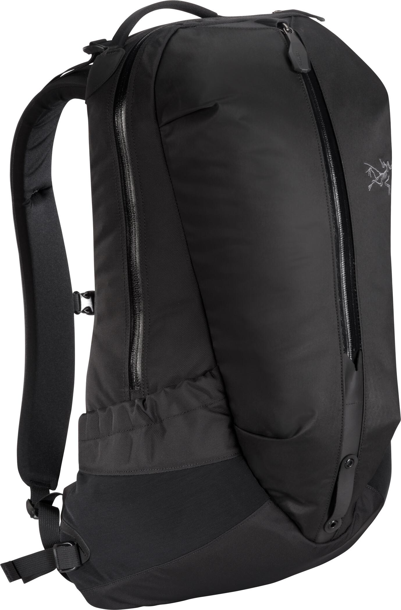 Arc'teryx Arro 22 Rygsæk, stealth black (2019)   Travel bags