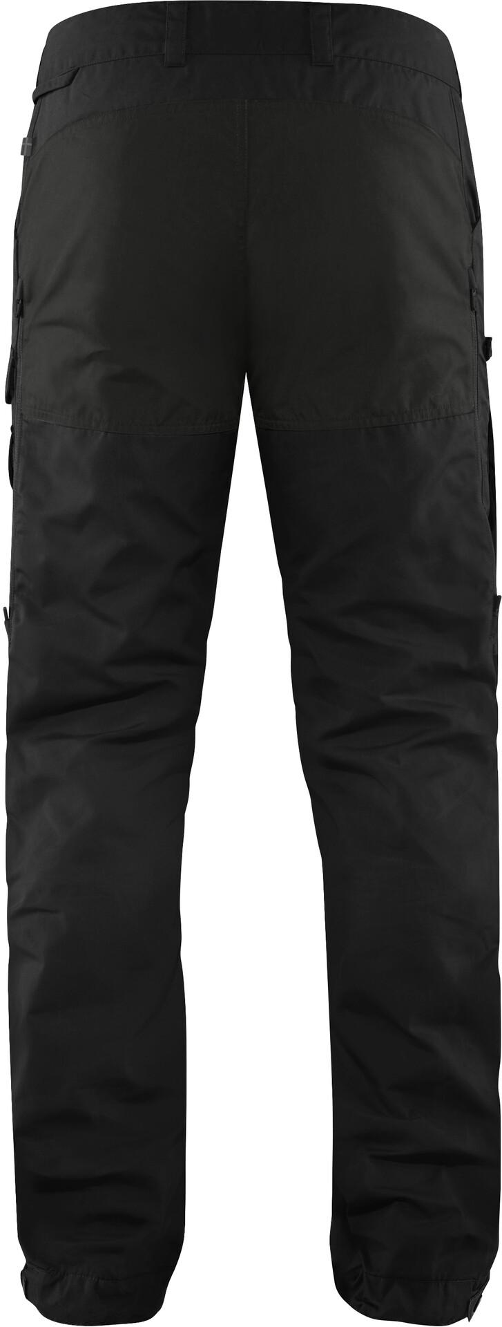 Fjällräven Abisko Trouser Pantaloni da trekking da uomo G 1000 con inserto elastico