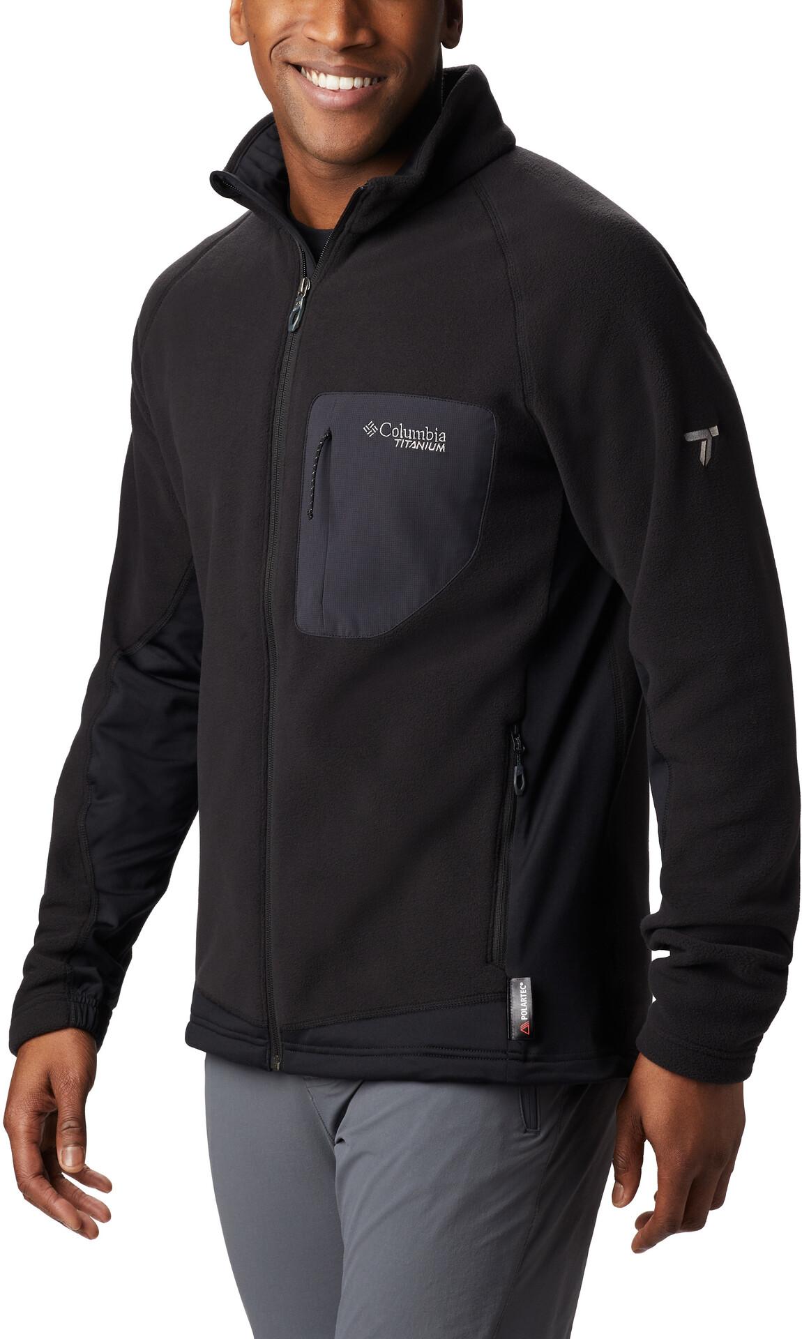 EDELRID Herren Me Creek Fleece Jacket Ii