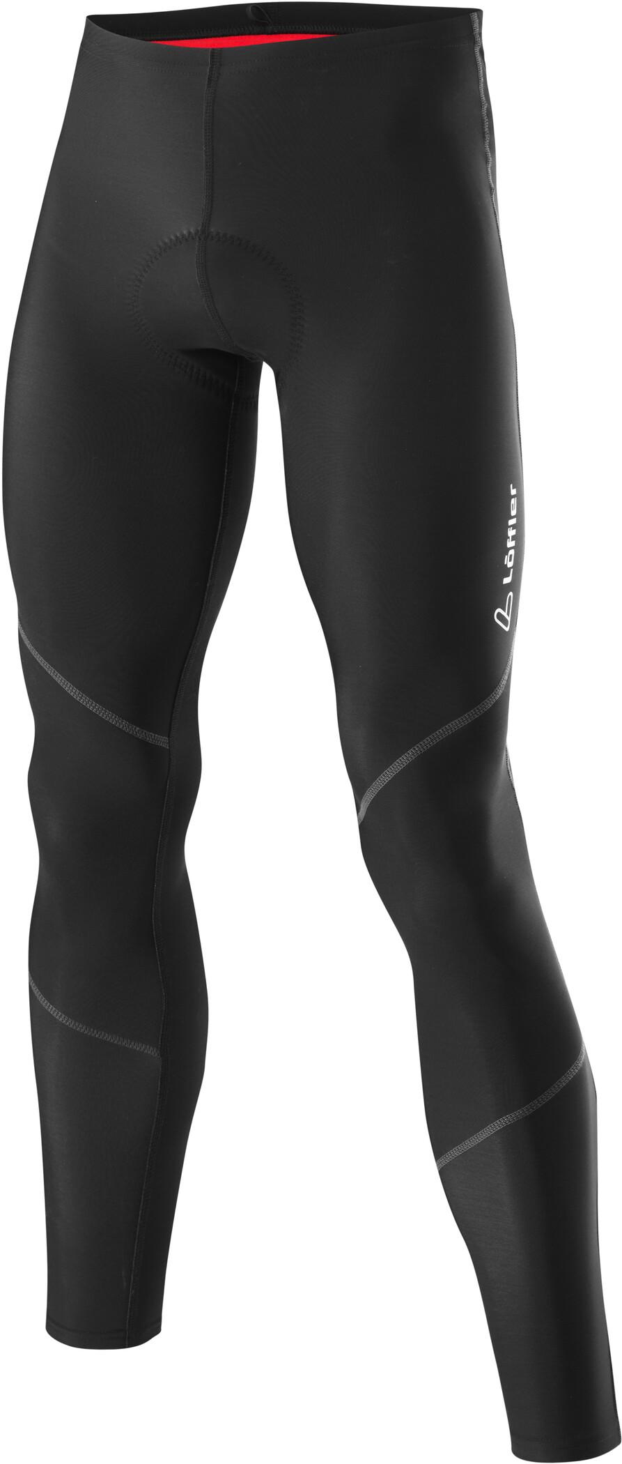 Löffler Thermo Cykelbukser Herrer, black (2019) | Trousers