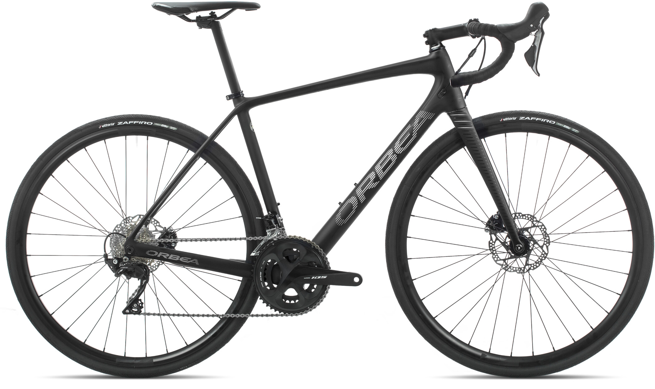 ORBEA Avant M30Team-D, black/grey (2020) | Road bikes