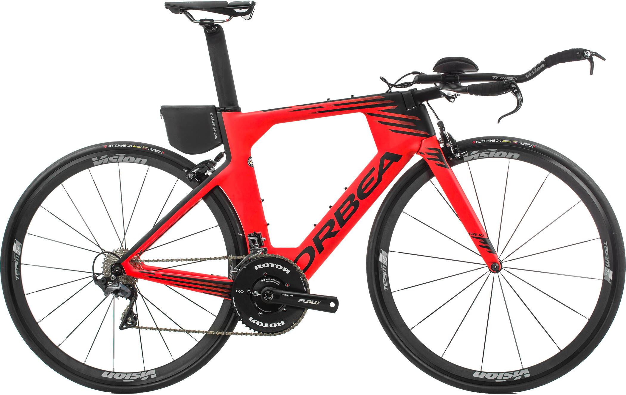 ORBEA Ordu M20Team, red/black | Tri/time trial