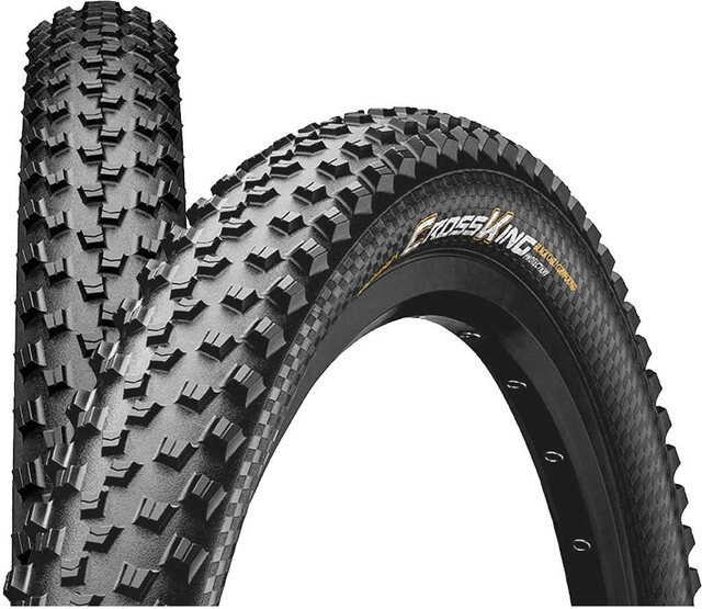 Continental 27,5x2,80 tl Black Chili Mountain King III 2.8 650b Protection