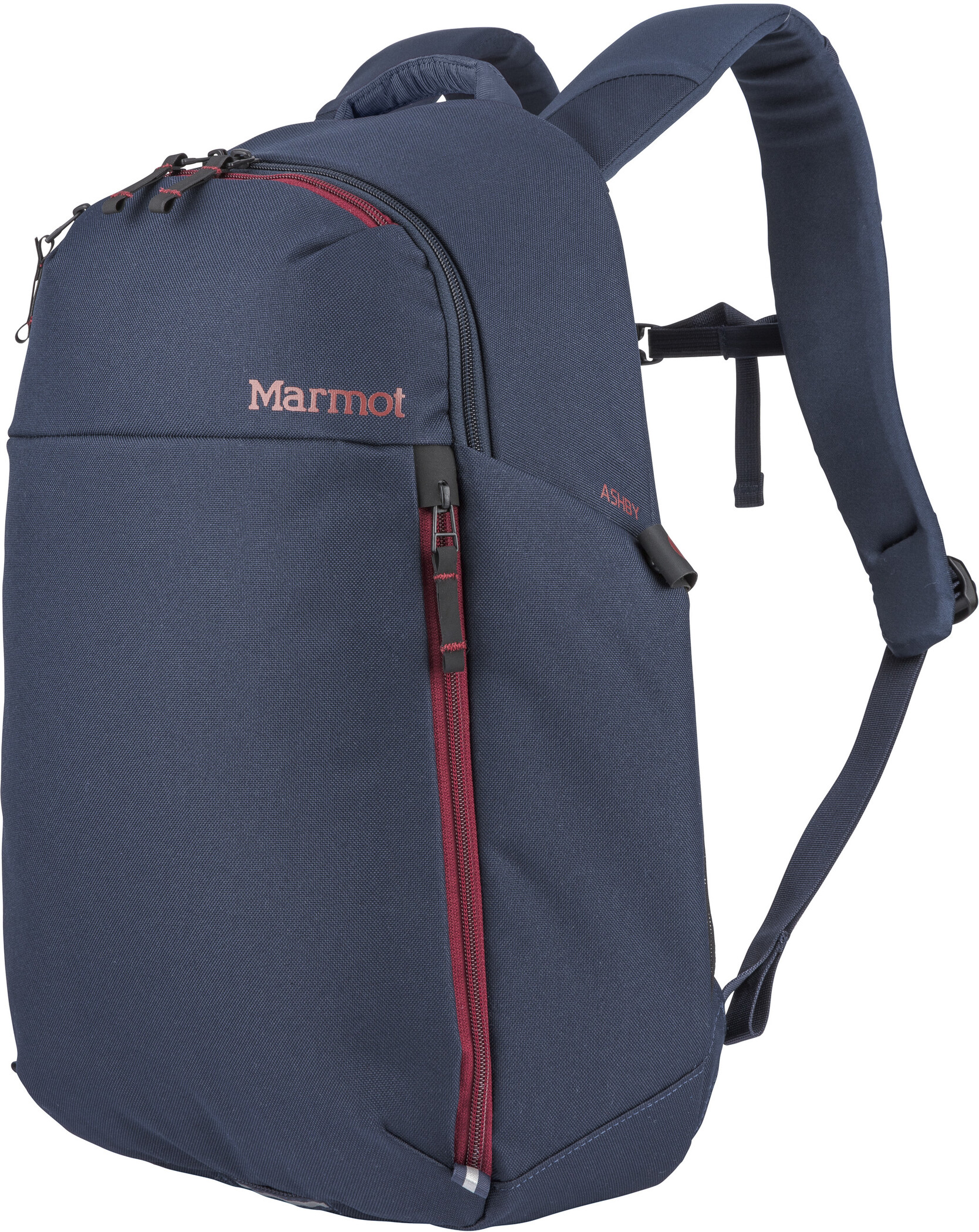 Marmot Ashby Rygsæk, total eclipse/claret (2019) | Travel bags