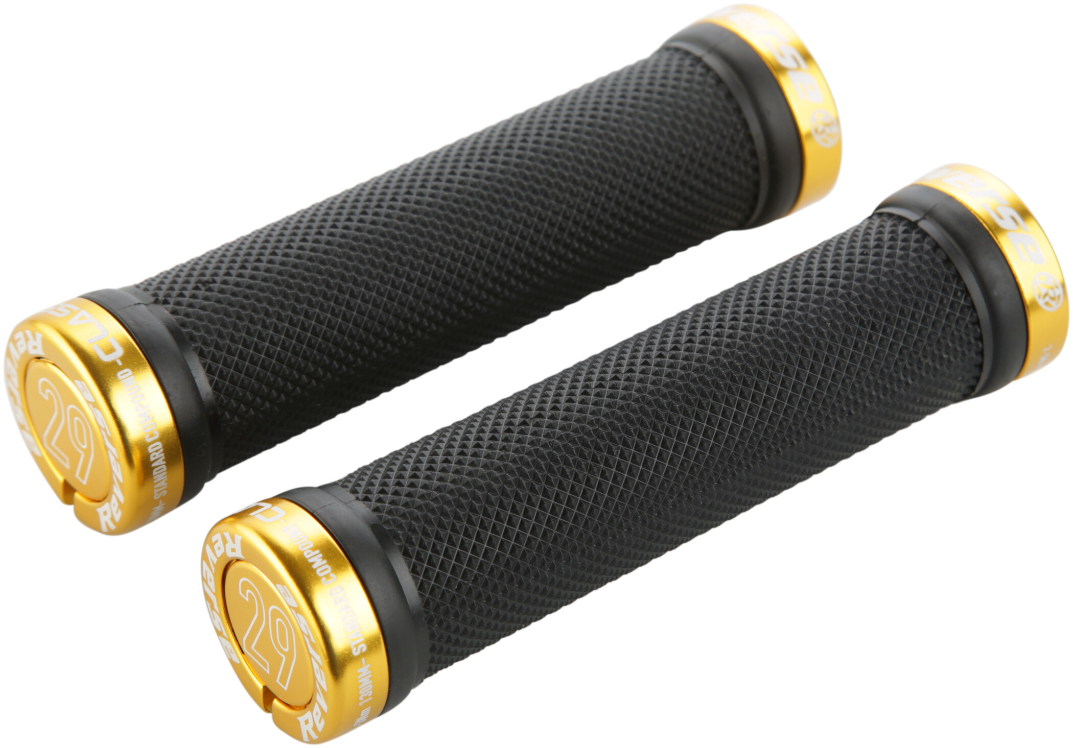 Reverse Lock-On Greb, gold coloured | Håndtag