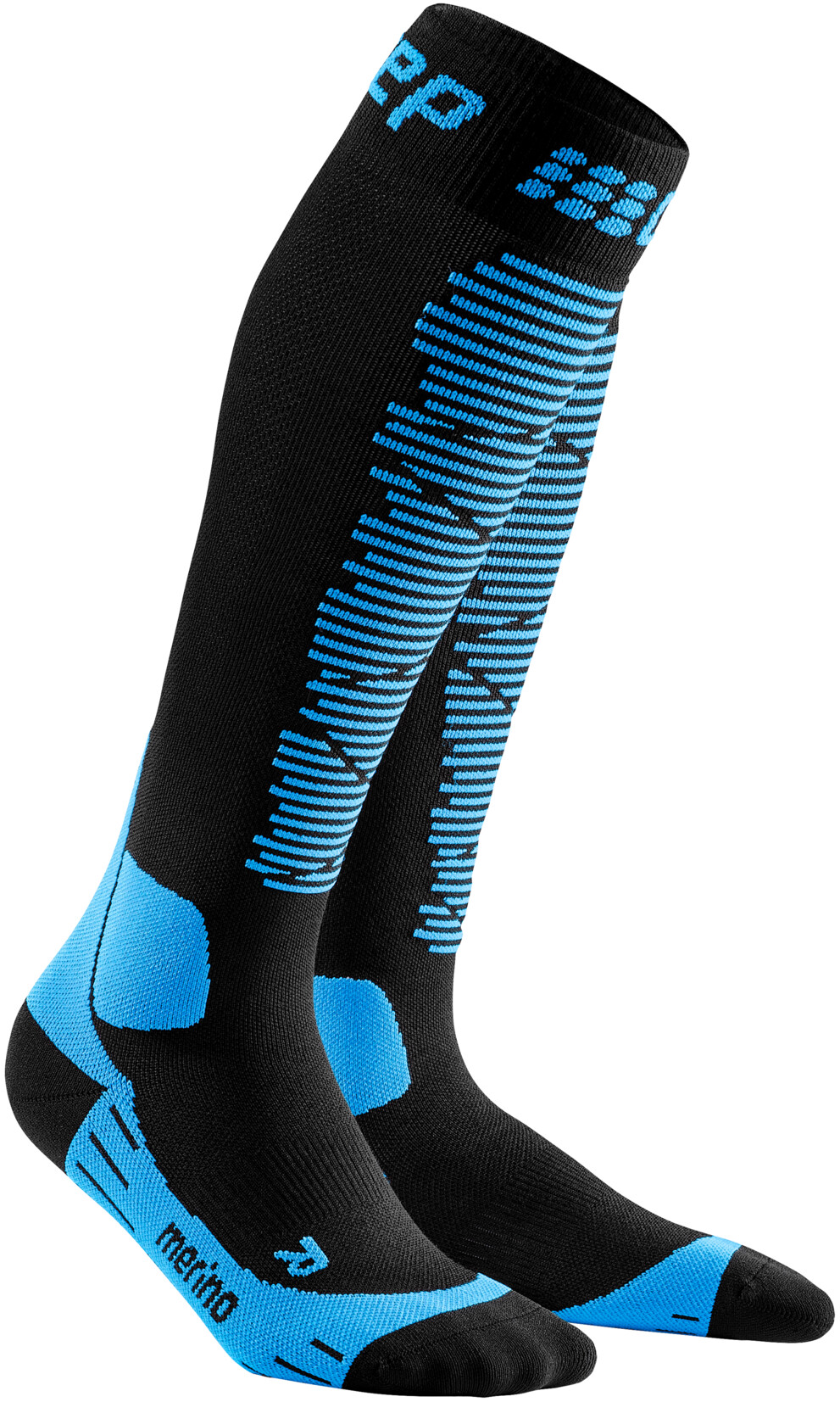 Herren Skisocken Snowboard Socken Winter Wandern Warm Socken EU 42-45