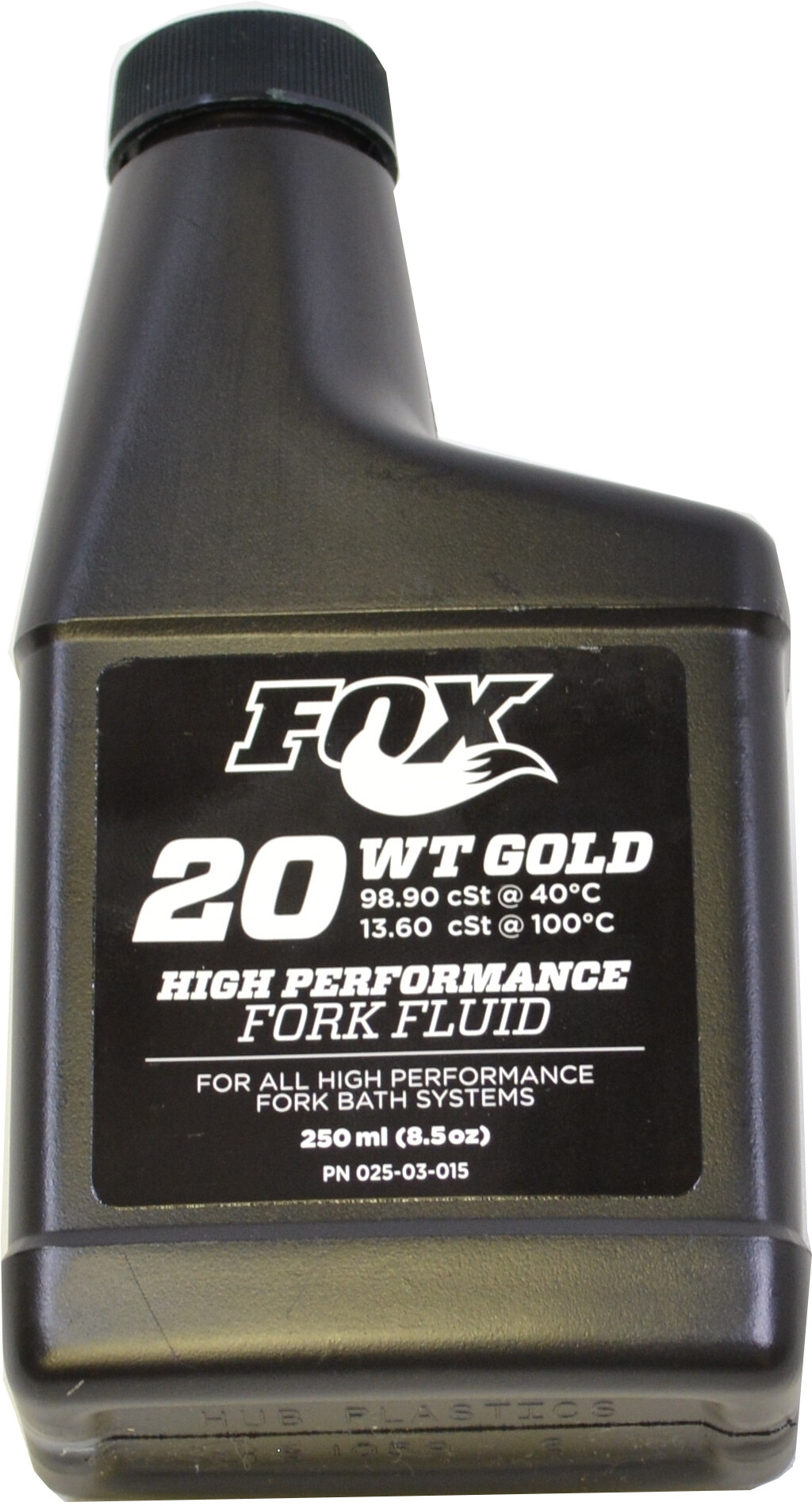 Fox Racing Shox 20 WT Gold Suspensionsvæske 250ml (2020) | polish_and_lubricant_component