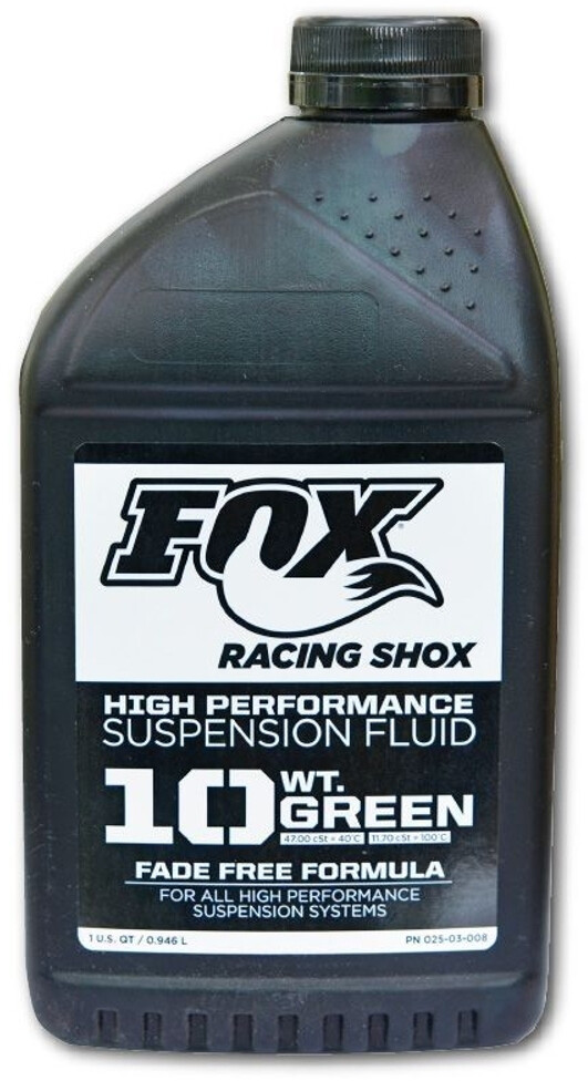 Fox Racing Shox 10 WT Green Suspensionsvæske 946ml (2020) | polish_and_lubricant_component