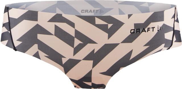 Craft Greatness Brazilian Cut Damen Black//White 2019 Unterw/äsche