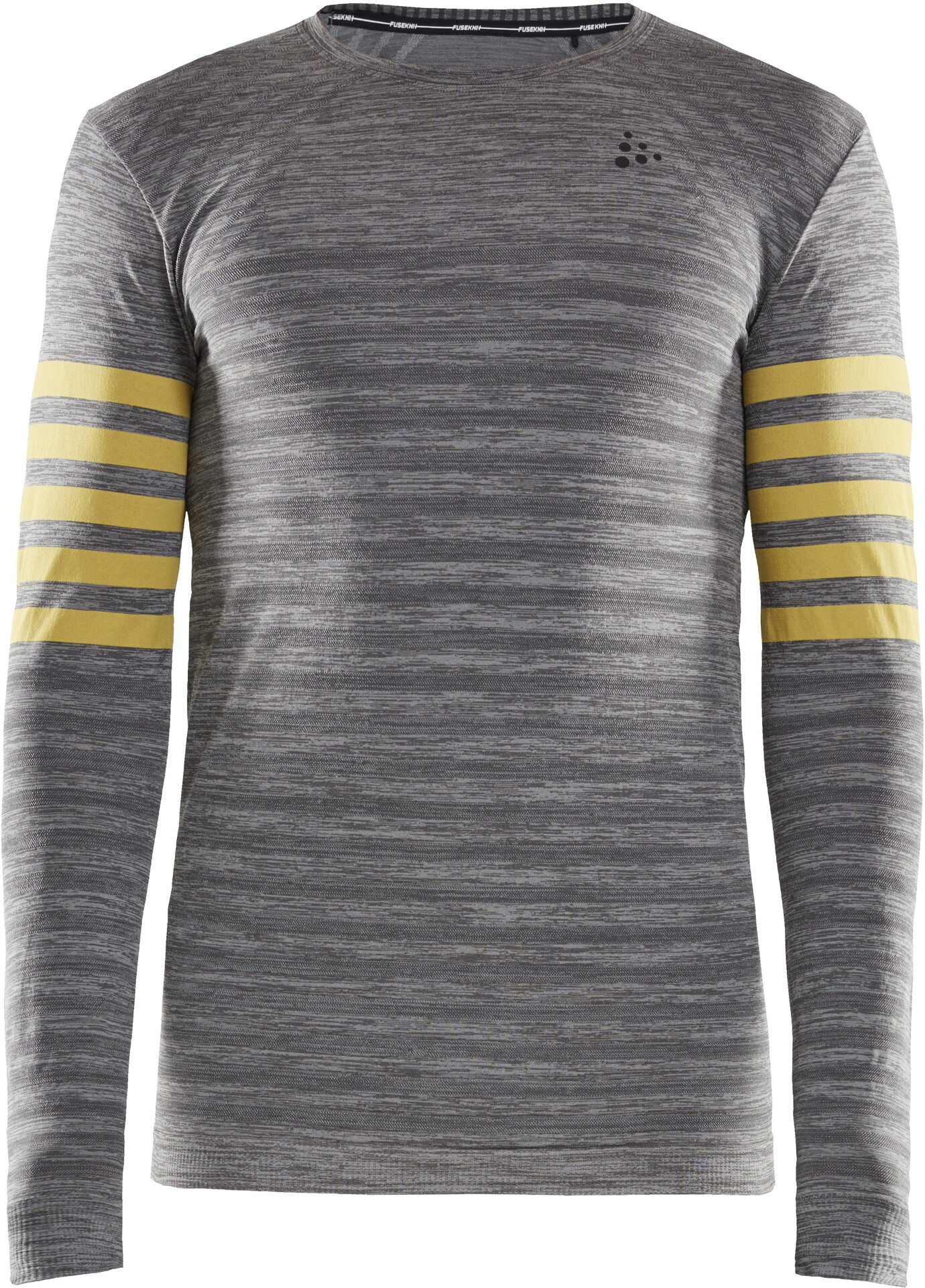 Maillot de Running Longues Homme Homme Craft Fuseknit Comfort Col Rond M