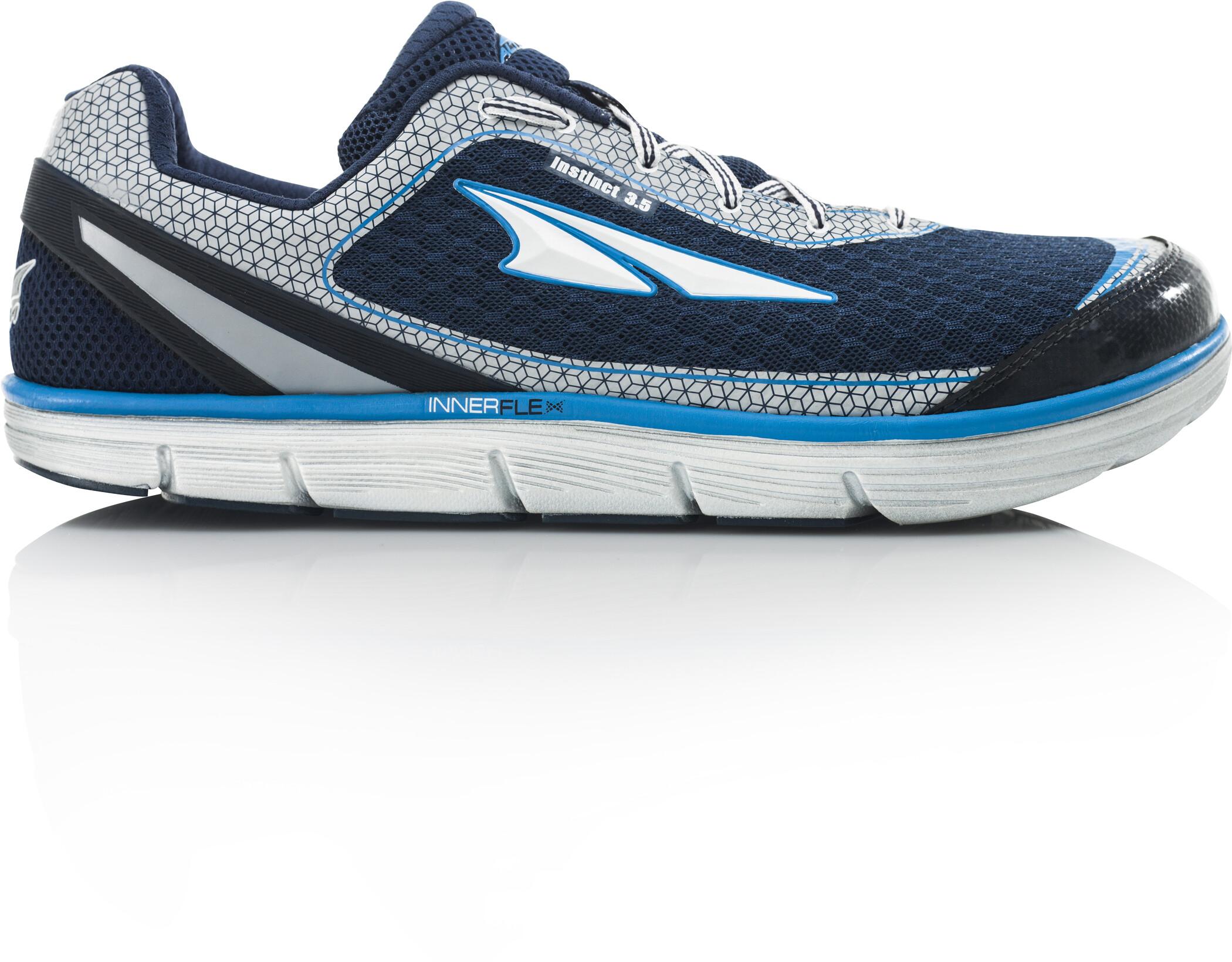 Altra Instinct 3.5 Løbesko Herrer, blue/silver (2019) | Running shoes