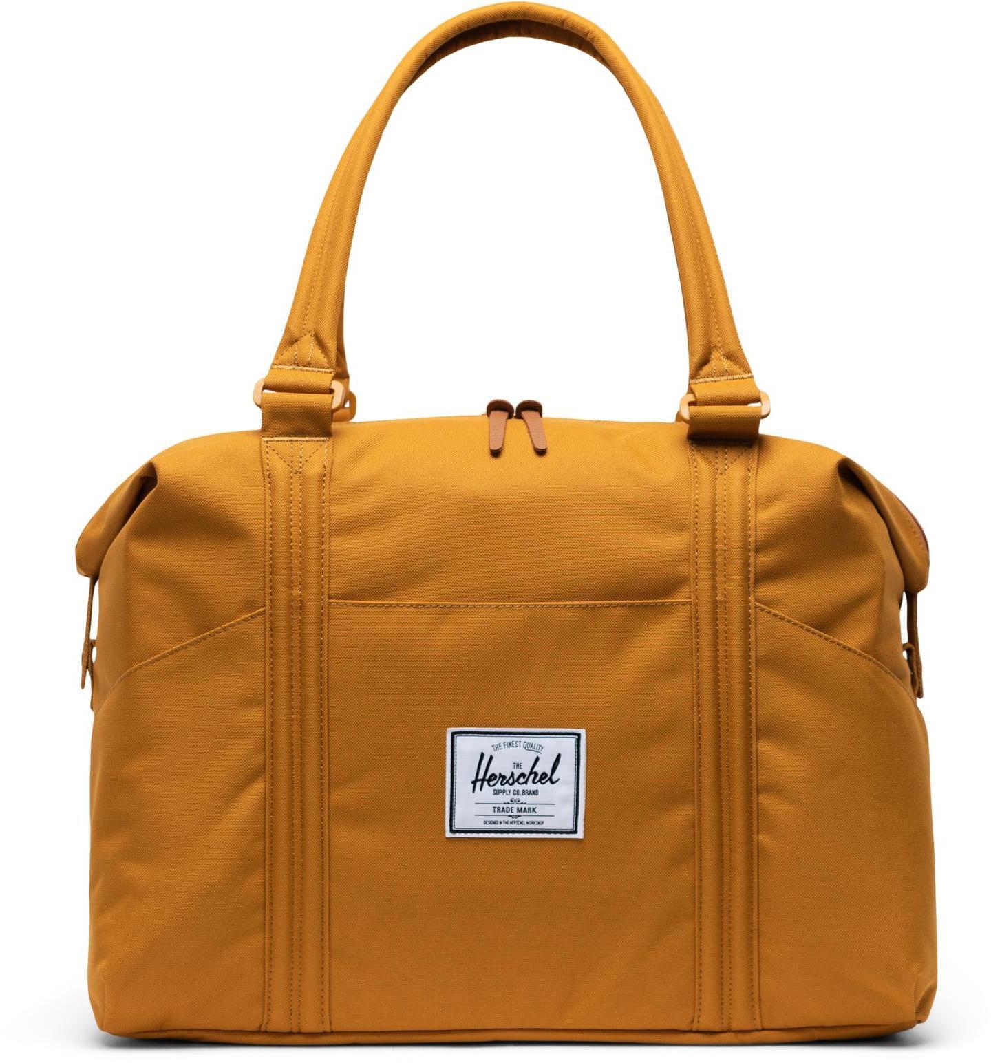 Herschel Strand Tote, buckthorn brown (2019) | Travel bags