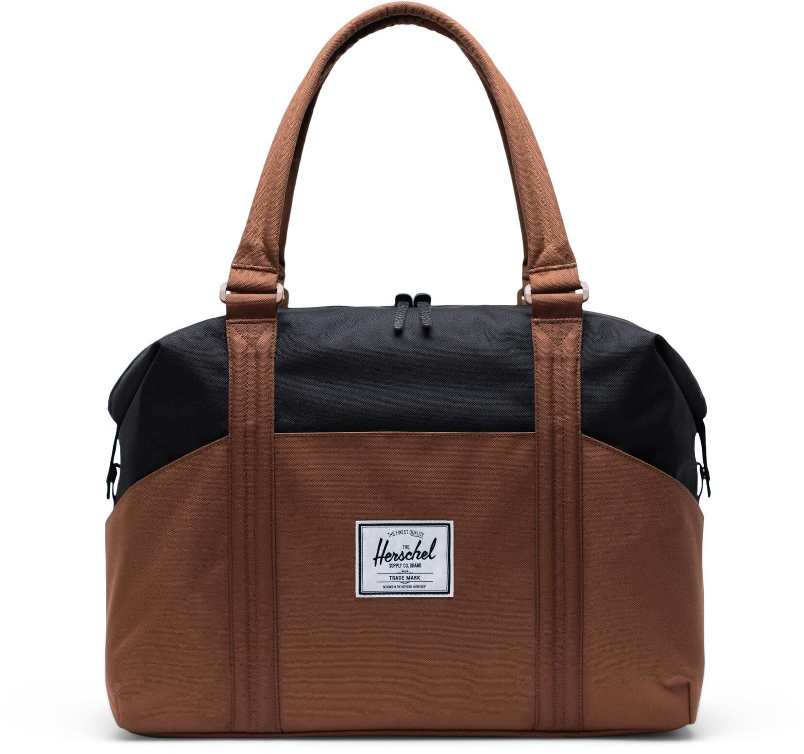 Herschel Strand Tote, saddle brown/black (2019) | Saddles